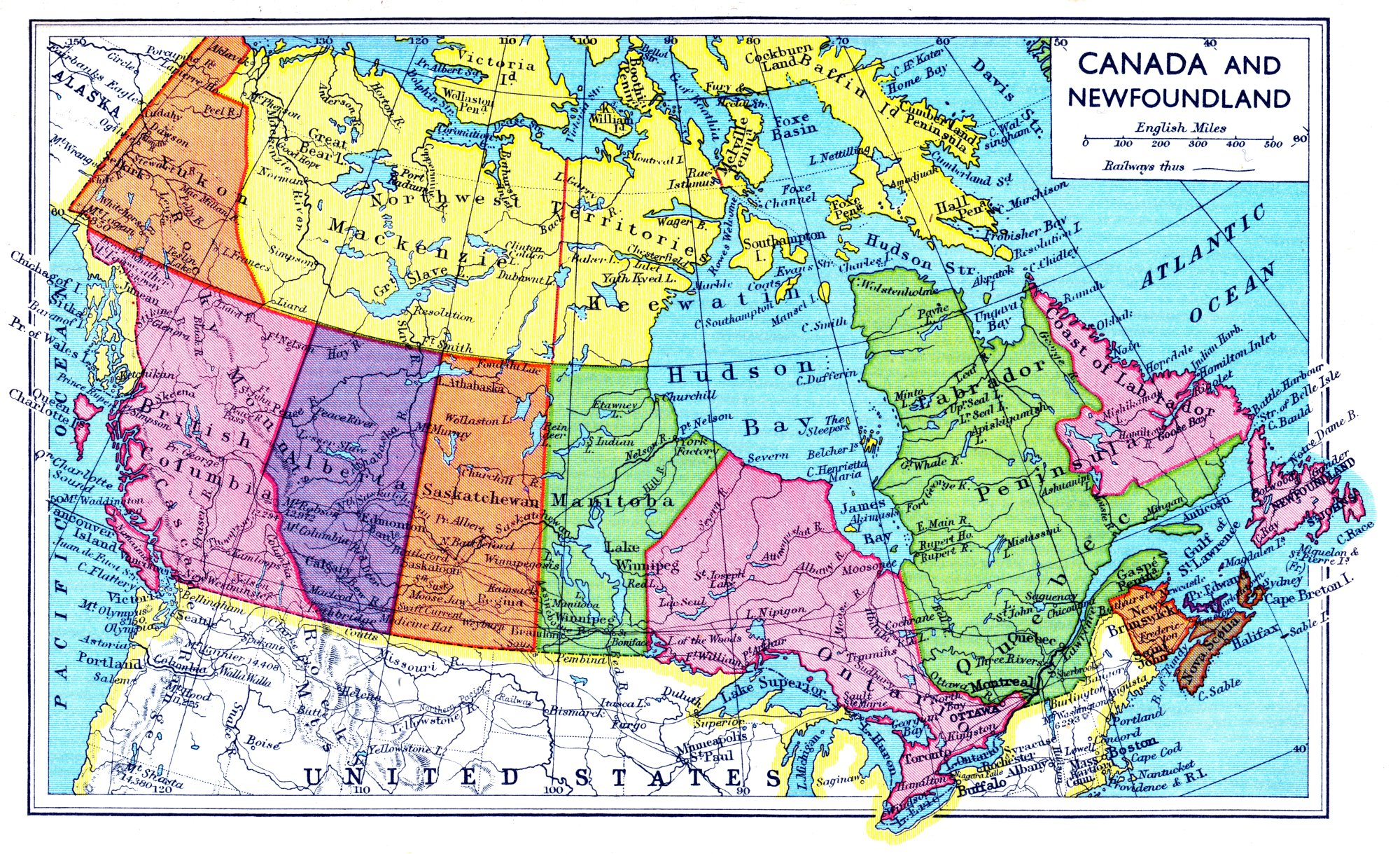 Canadian Open Data and Free Geospatial Data - Canadian GIS & Geomatics