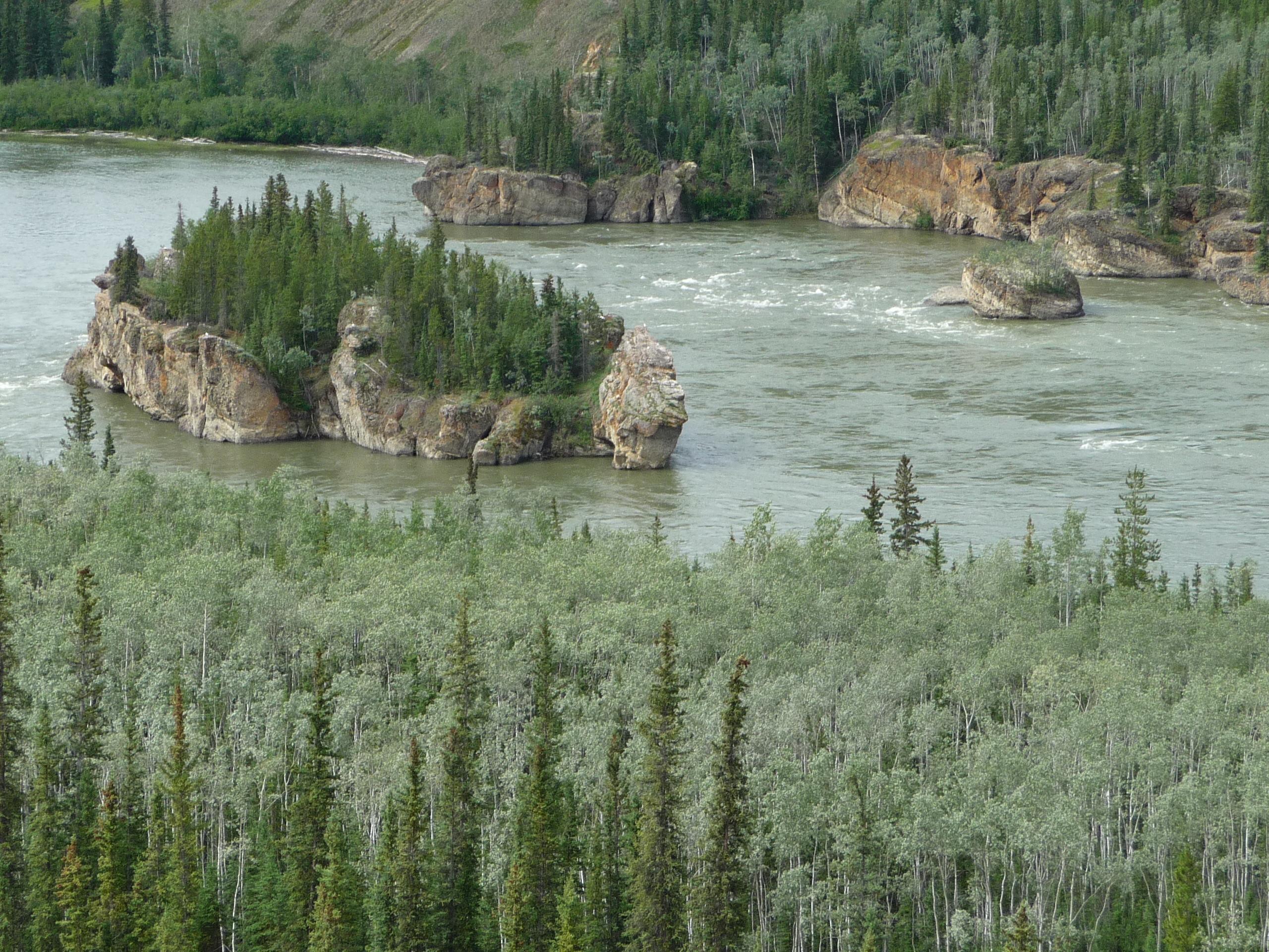 Canada rapids photo