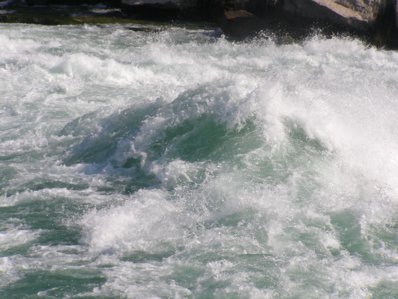 Canada Rapids, Canada, Current, Foam, Power, HQ Photo