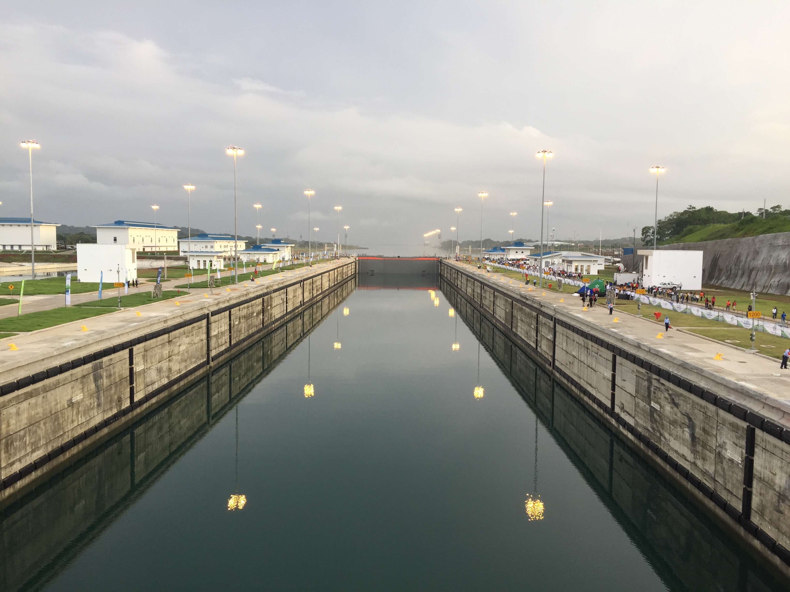Interesting facts about the Expanded Canal | Visit Canal de Panamá