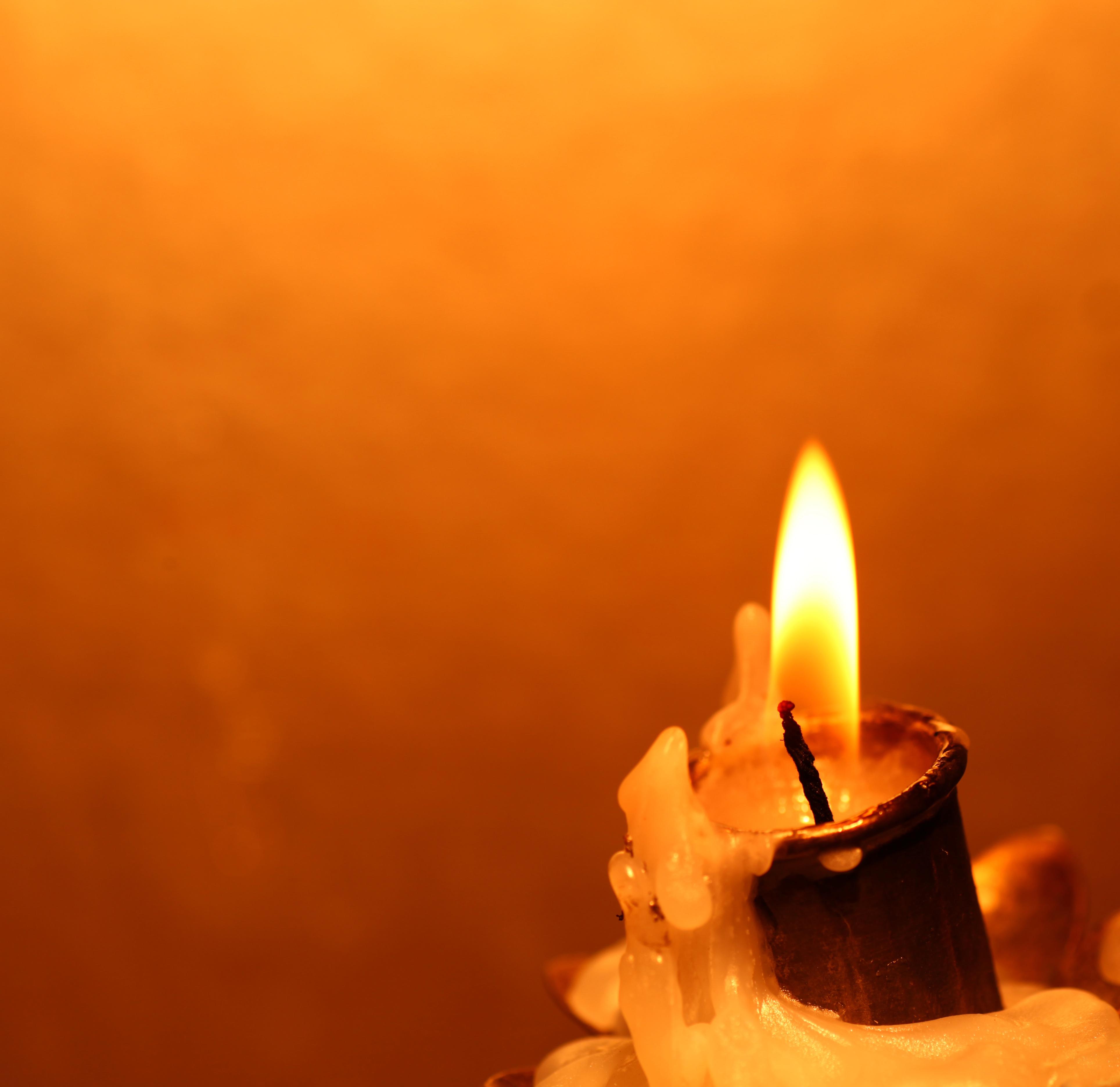 Candle, Aflame, Memory, Illumination, Lit, HQ Photo