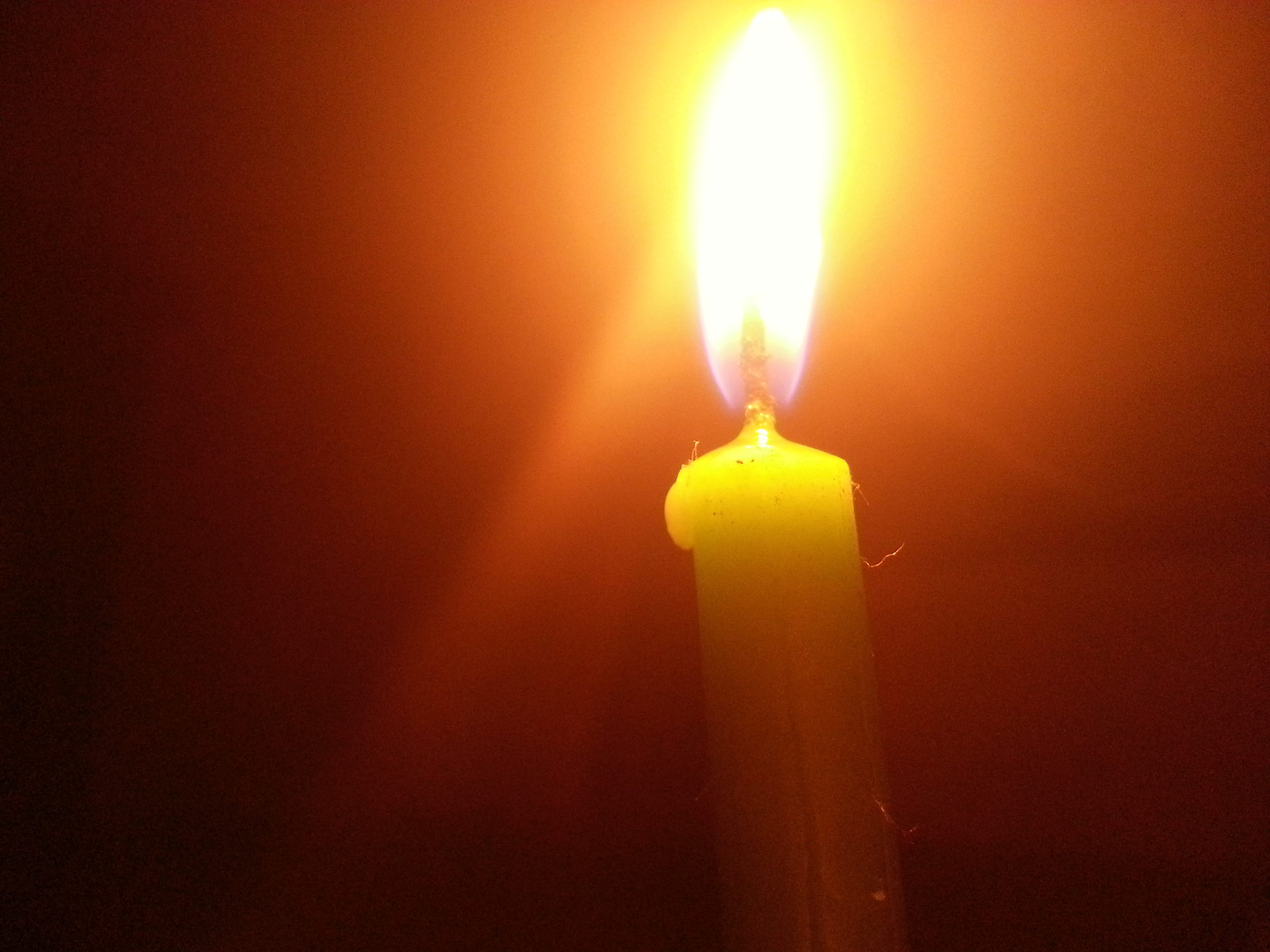 Candle Light, Light, Hope, Flame, Candle, HQ Photo
