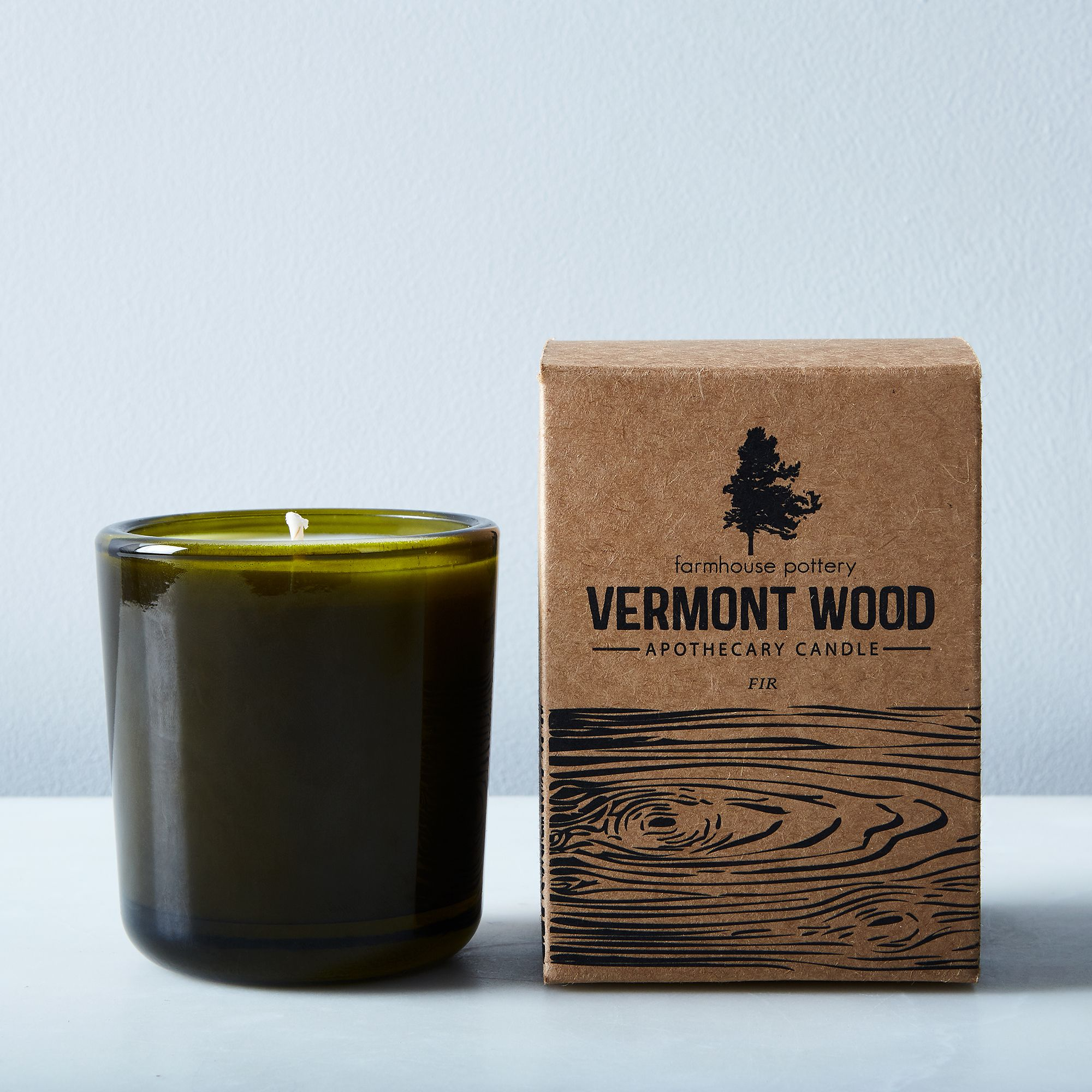 Vermont Wood Candles & Gift Box on Food52