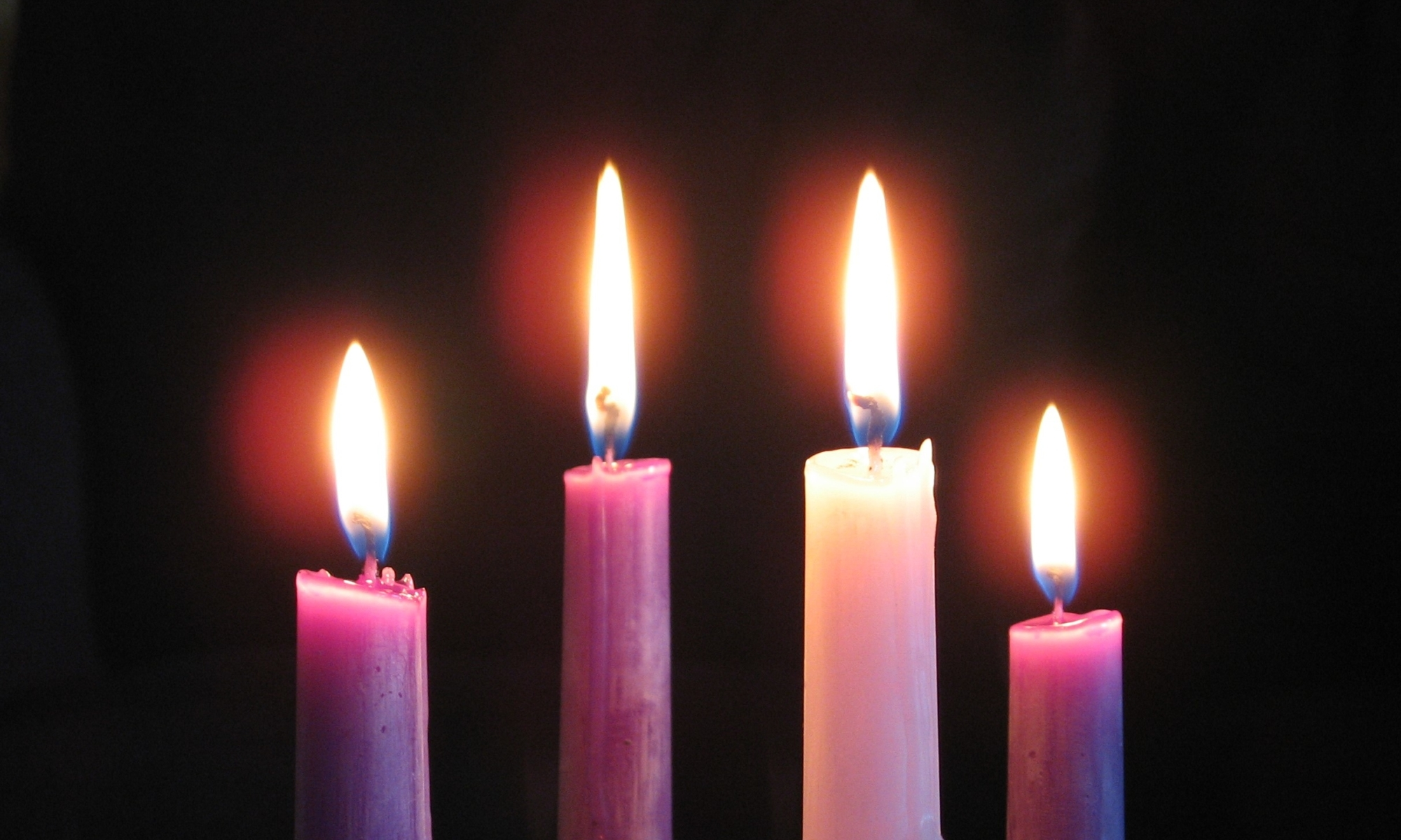 Christian blog for women – Women of Faith – Light an Advent Candle