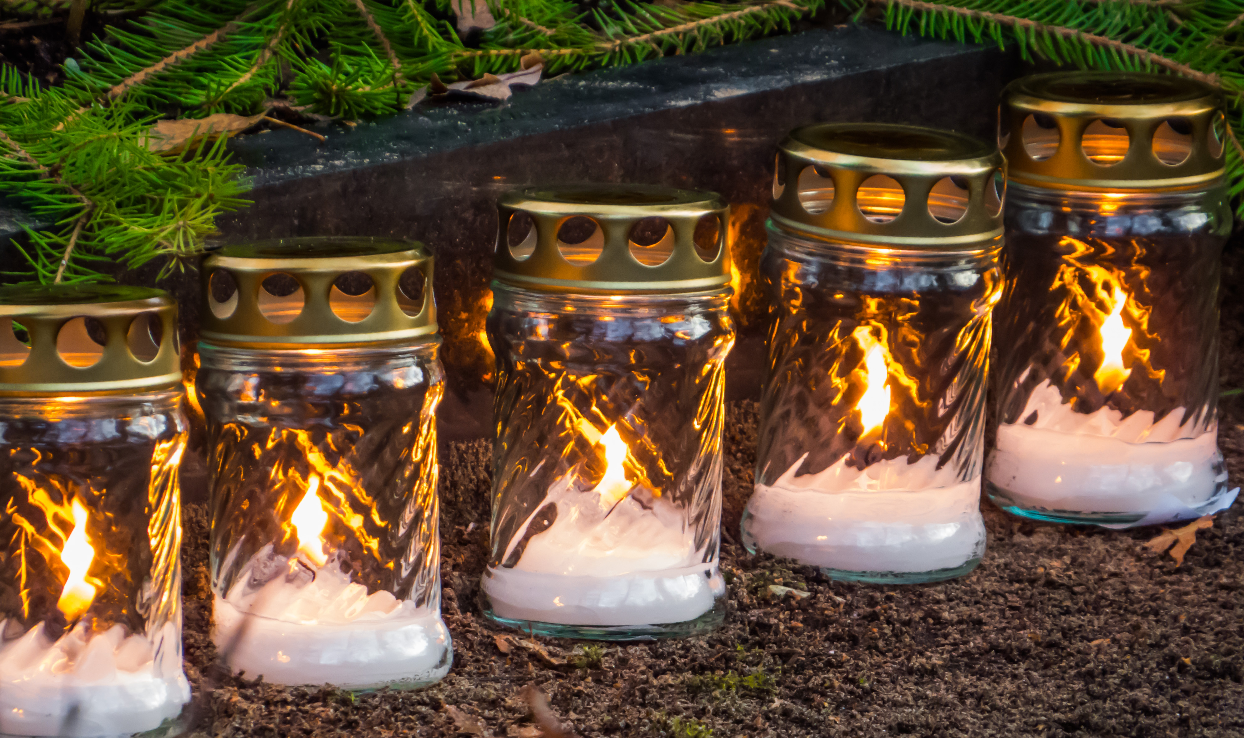 Candles, Beautiful, Candle, Fall, Gone, HQ Photo