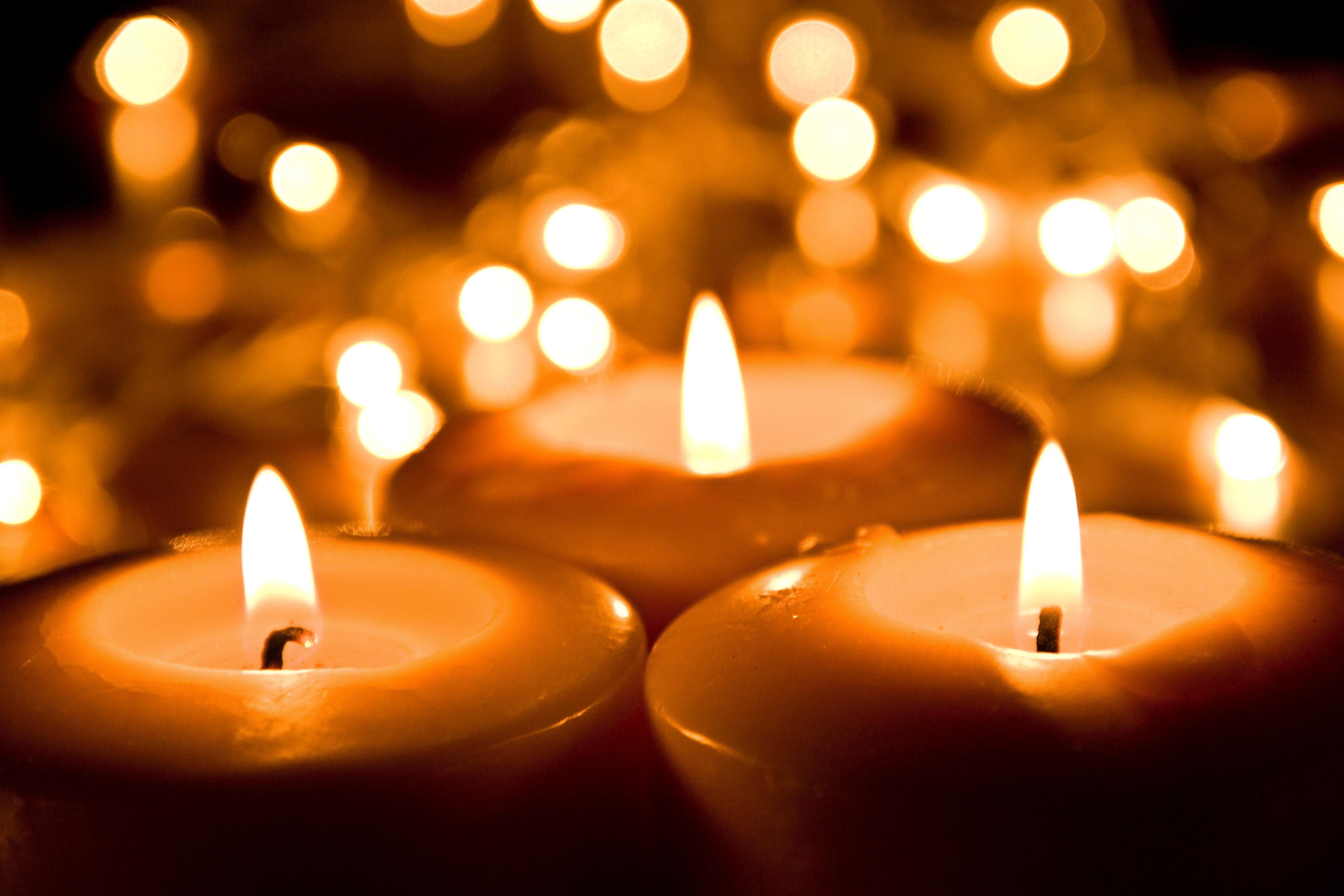 all-saints-candles - Sun Prairie United Methodist Church