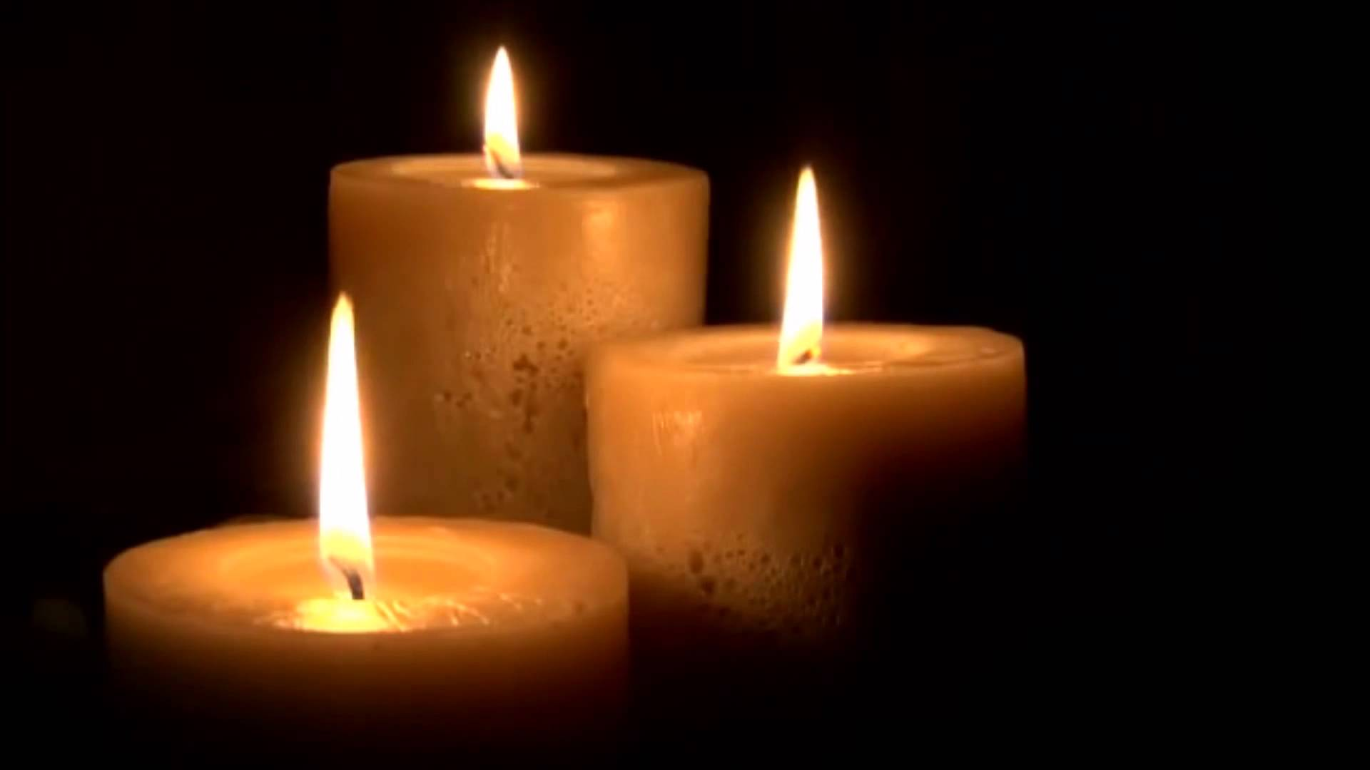 Romantic Candles With Soft Music (1 Hour) - YouTube