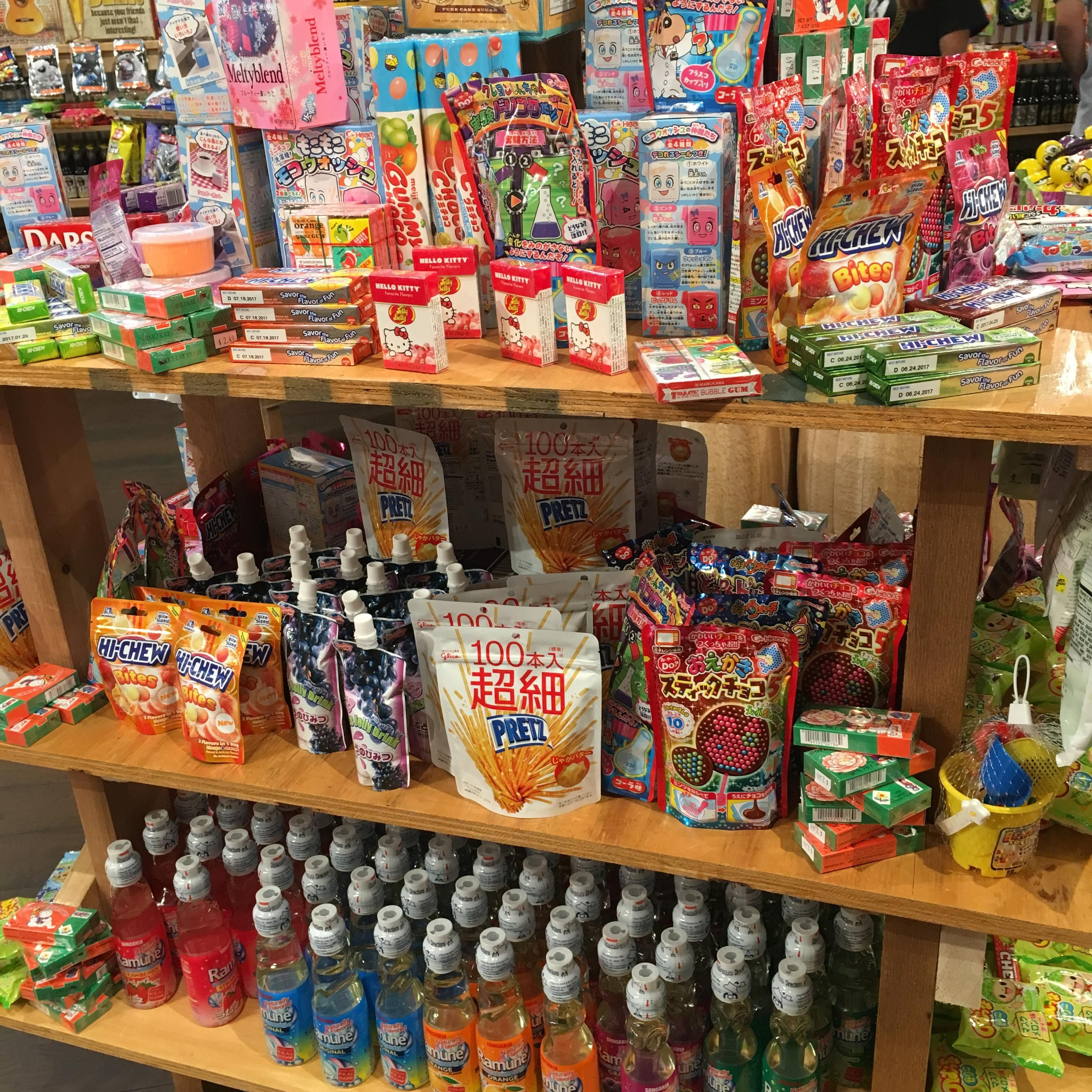 Candyholics rejoice. There is a new candy store making its way into ...
