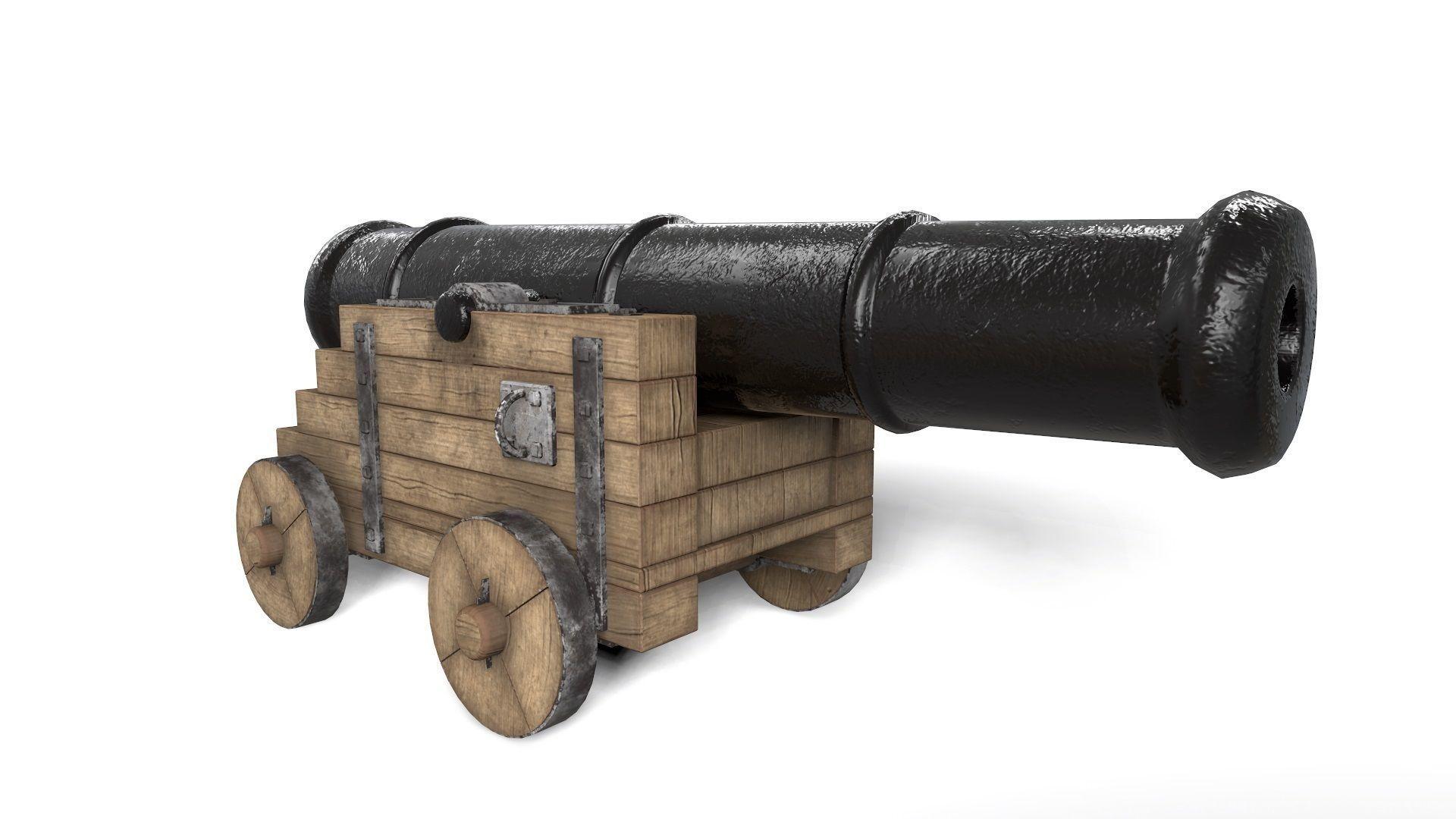 Cannon photo