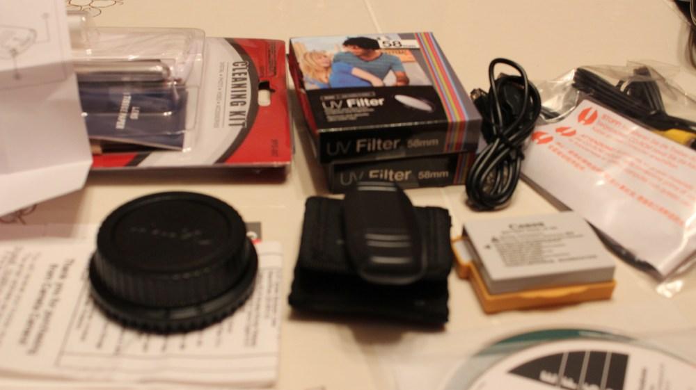 Canon Accessories, Accessories, Boxes, Canon, Caps, HQ Photo