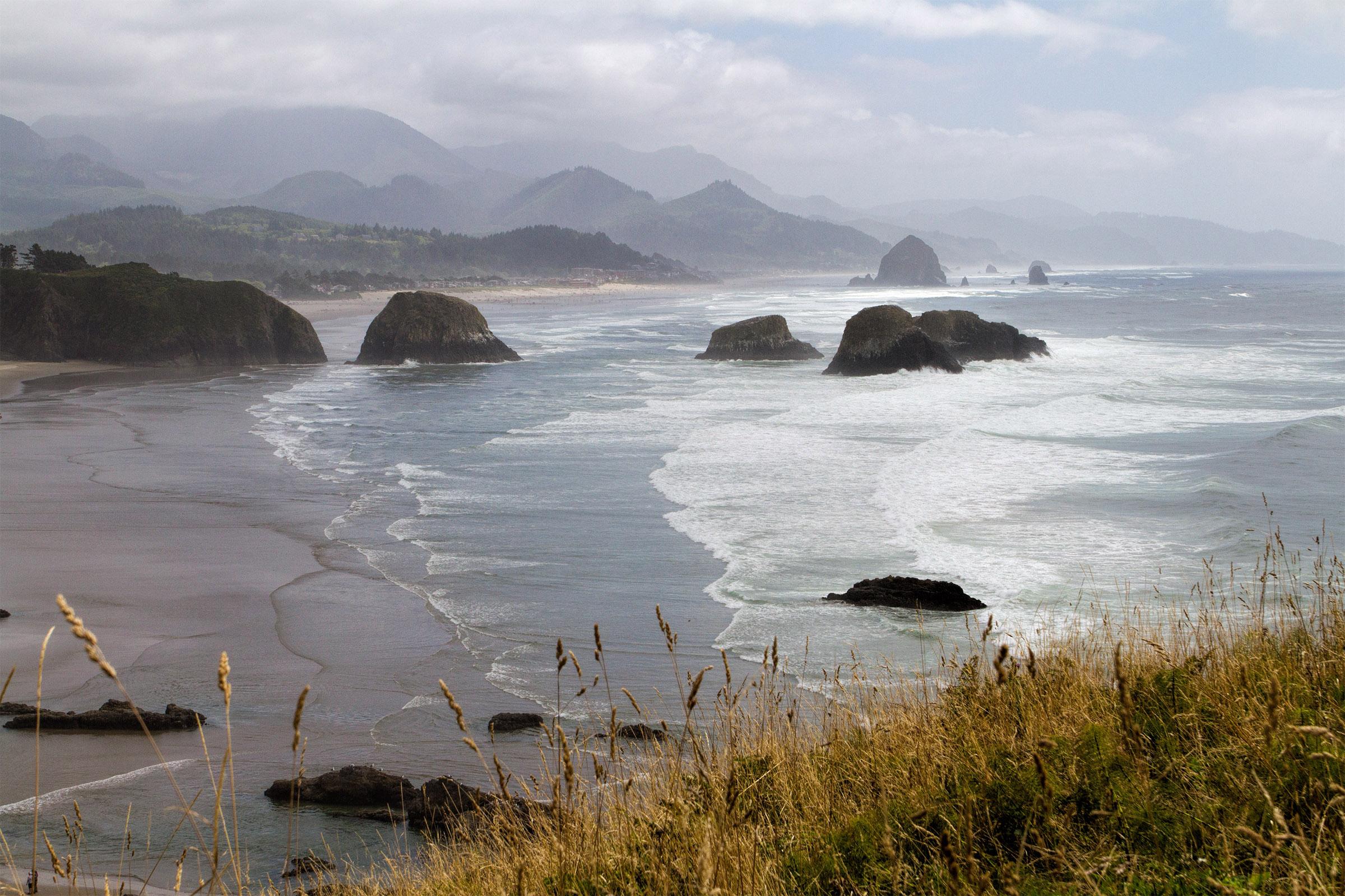 Canon beach photo