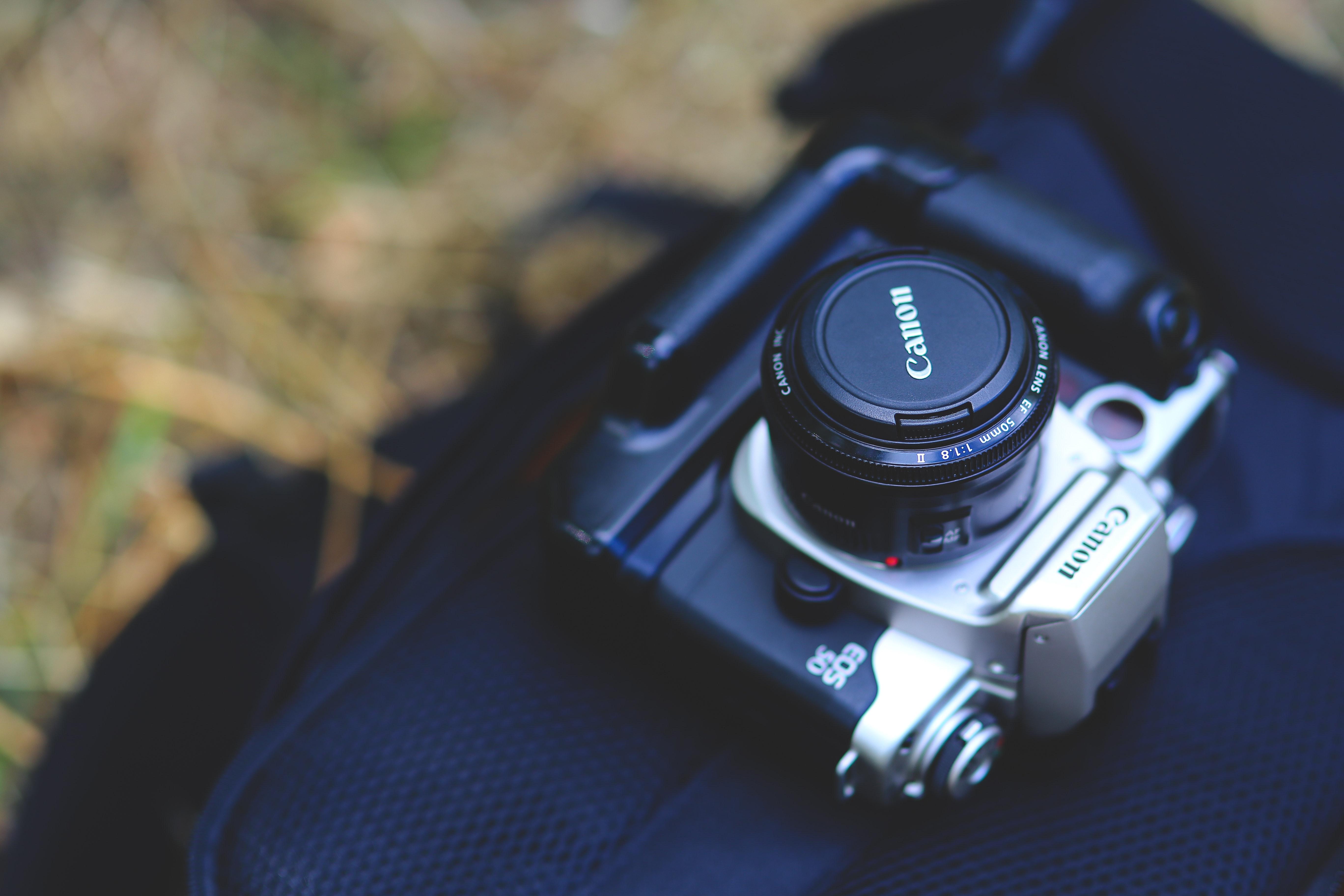 Canon camera photo