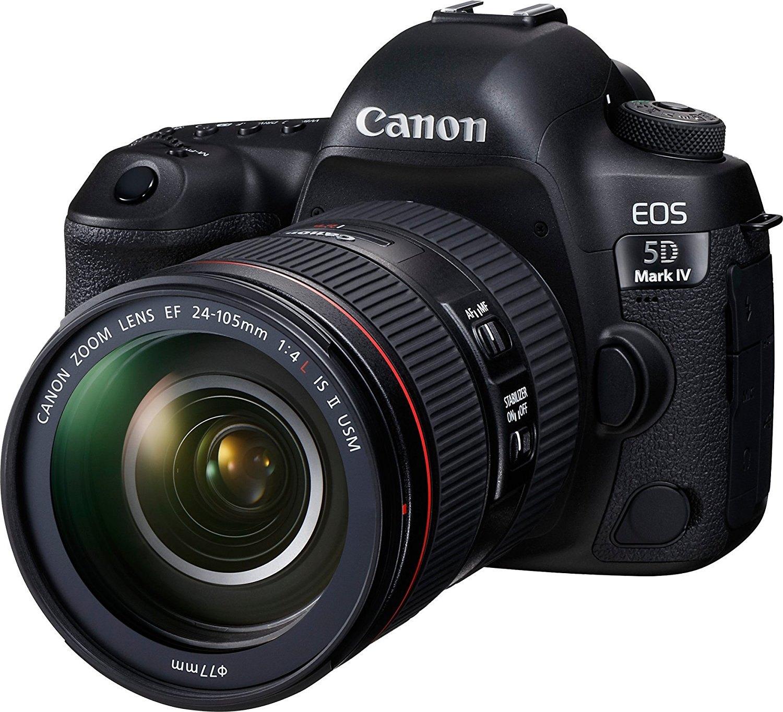 6ave Electronics | Rakuten: Canon EOS 5D Mark IV Full Frame Digital ...