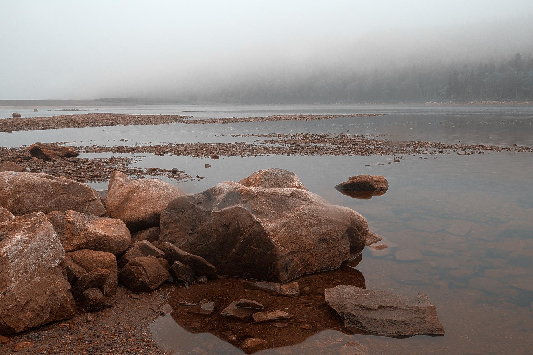 Cape breton mist - hdr photo