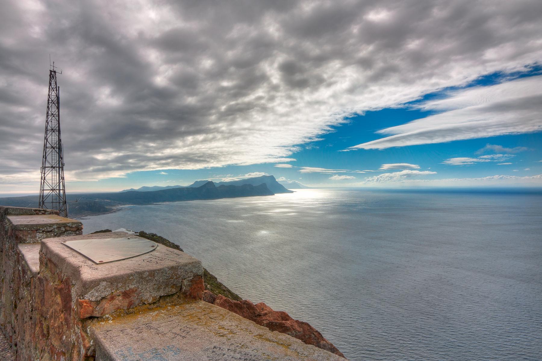 Cape Point Coastal Scenery - HDR, Africa, Resource, Seascape, Sea, HQ Photo