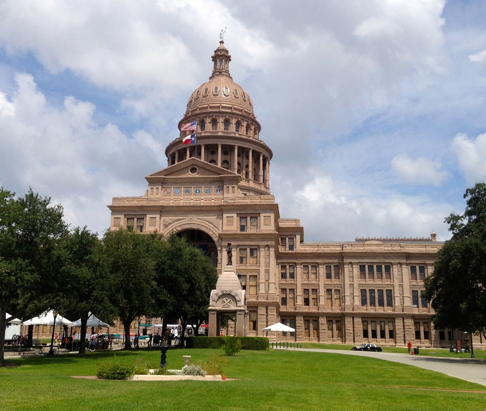Capitol in austin photo
