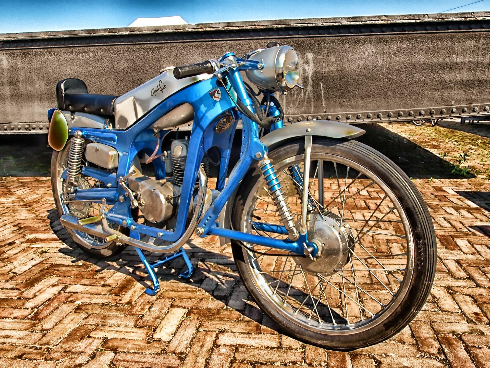 Capriola Sport, Bike, Motor, Motorbike, Motorcycle, HQ Photo