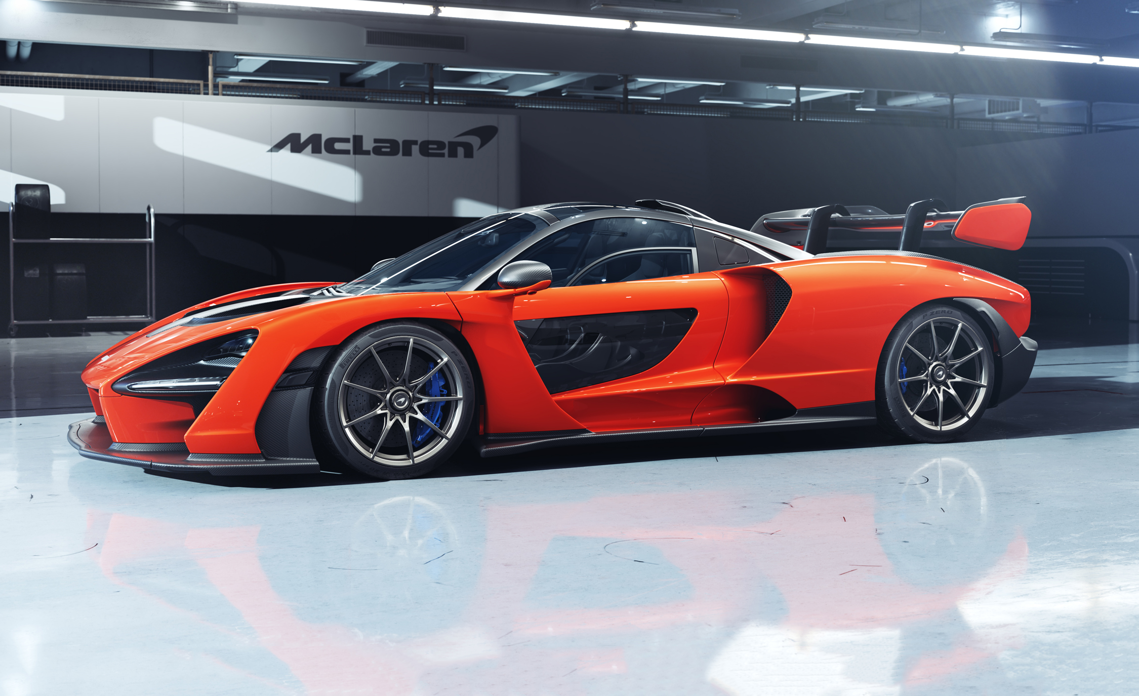2019 McLaren Senna Hypercar Official Photos and Info | News | Car ...