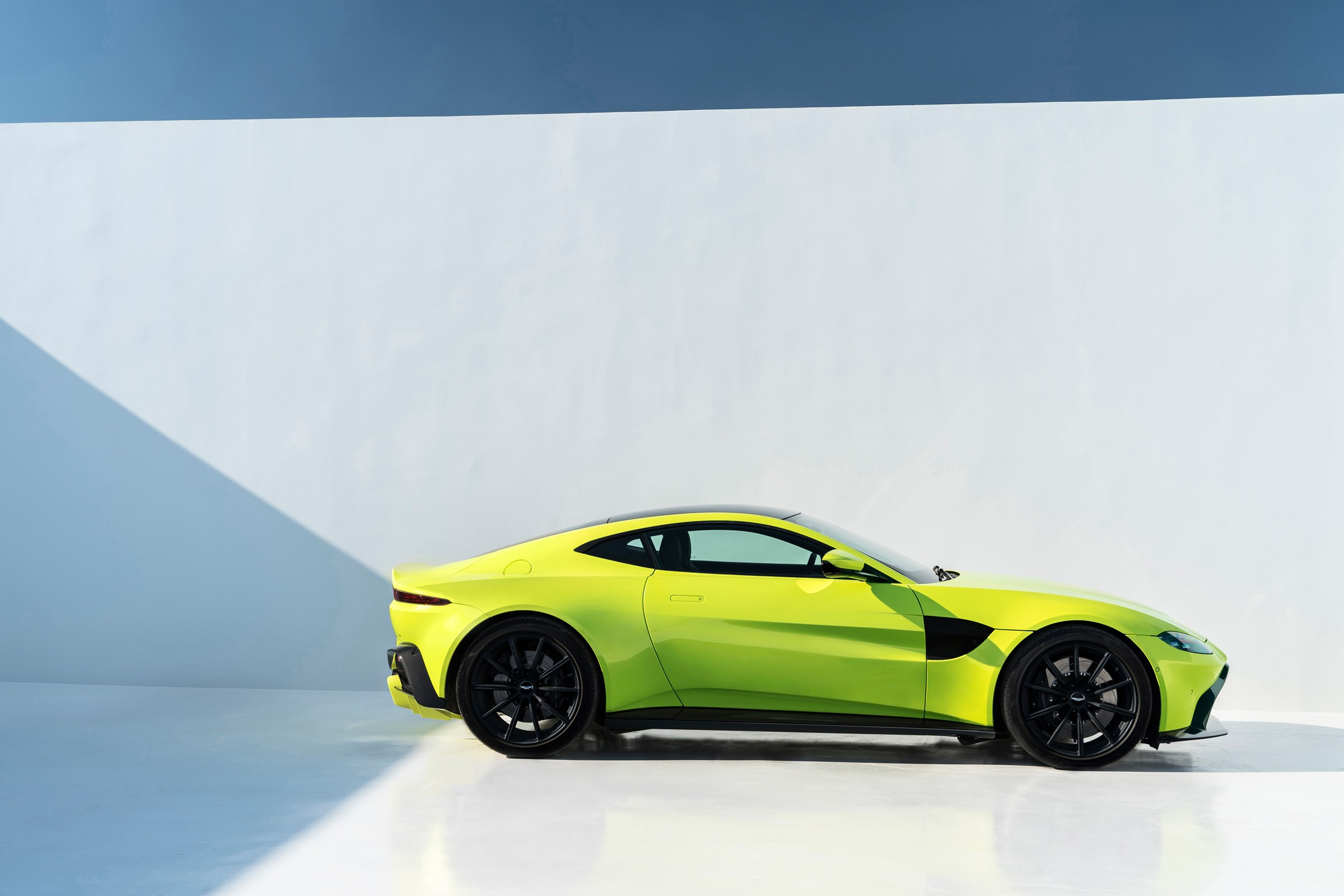 Aston Martin Unveils Its New, $150,000 Vantage Sports Car | WIRED