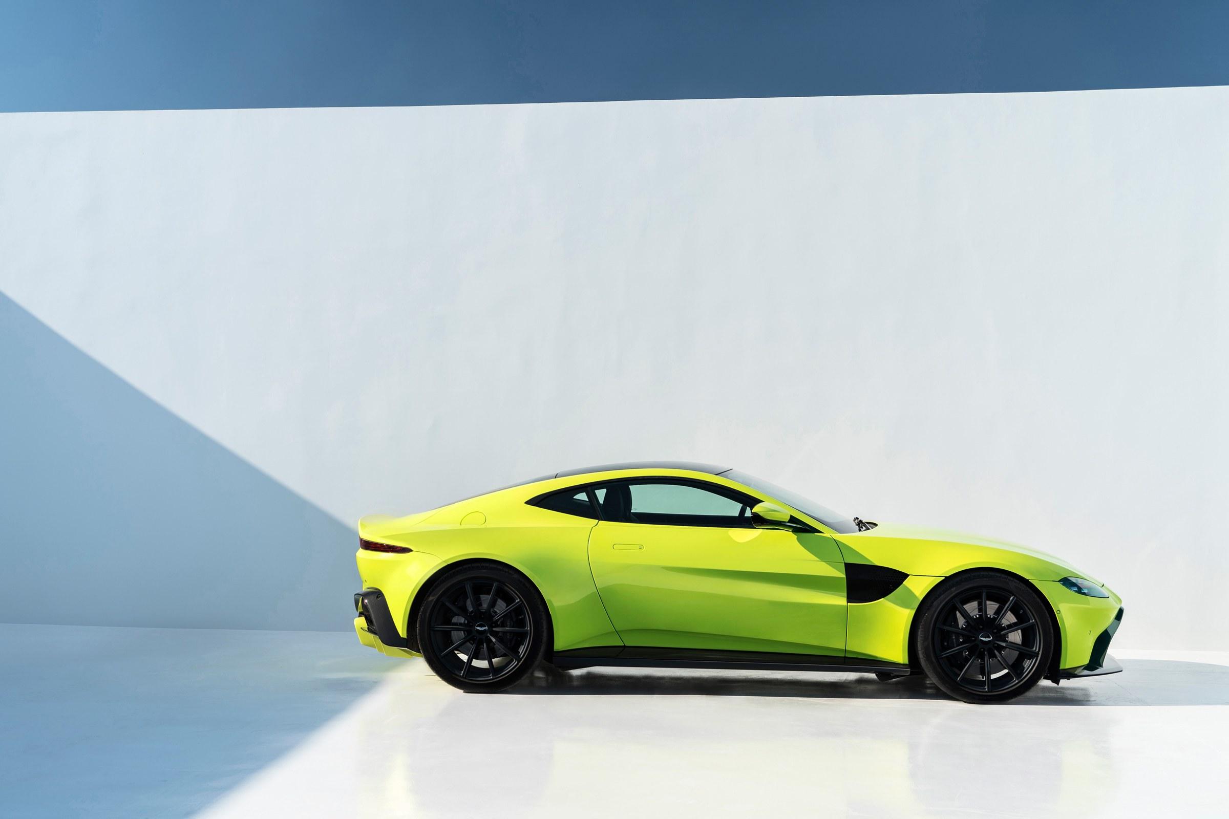 Aston Martin Unveils Its New, $150,000 Vantage Sports Car | WIRED