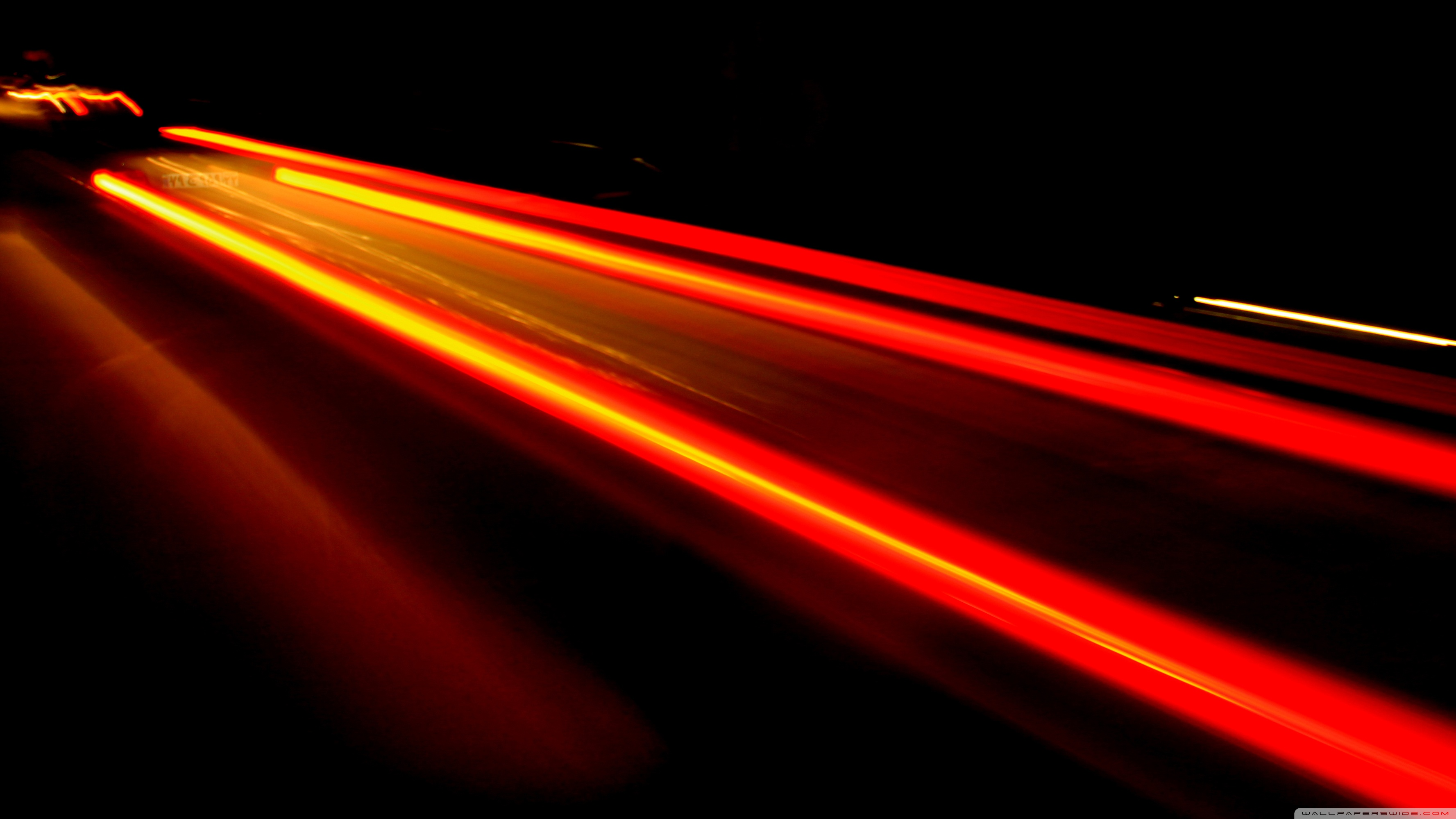 Car Light Trails ❤ 4K HD Desktop Wallpaper for 4K Ultra HD TV ...
