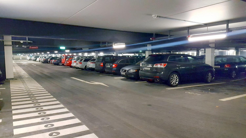 ParkCloud to promote multi-storey car parking at Berlin Schönefeld ...