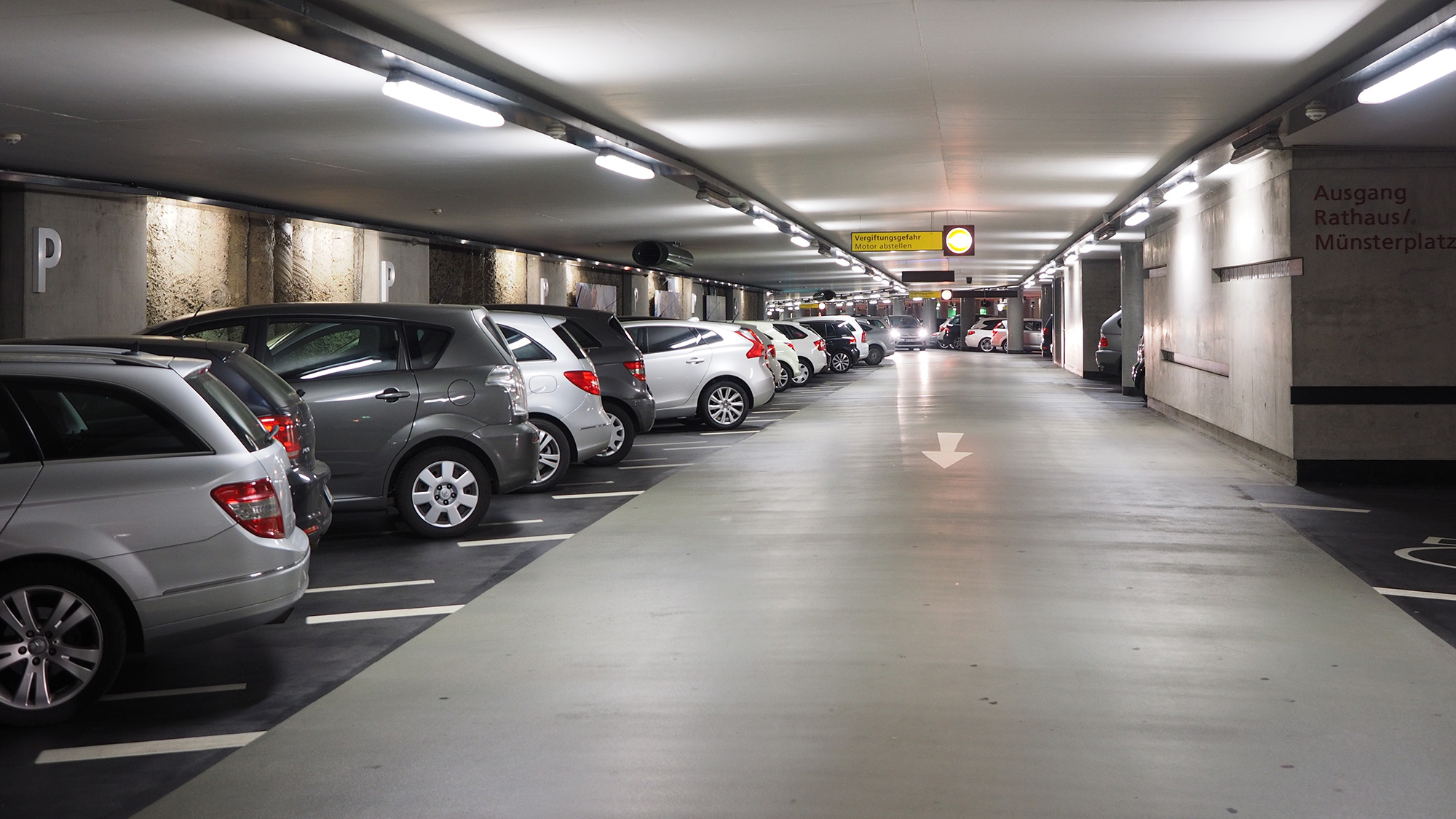 Design recommendations for multi-storey and underground car parks | NBS