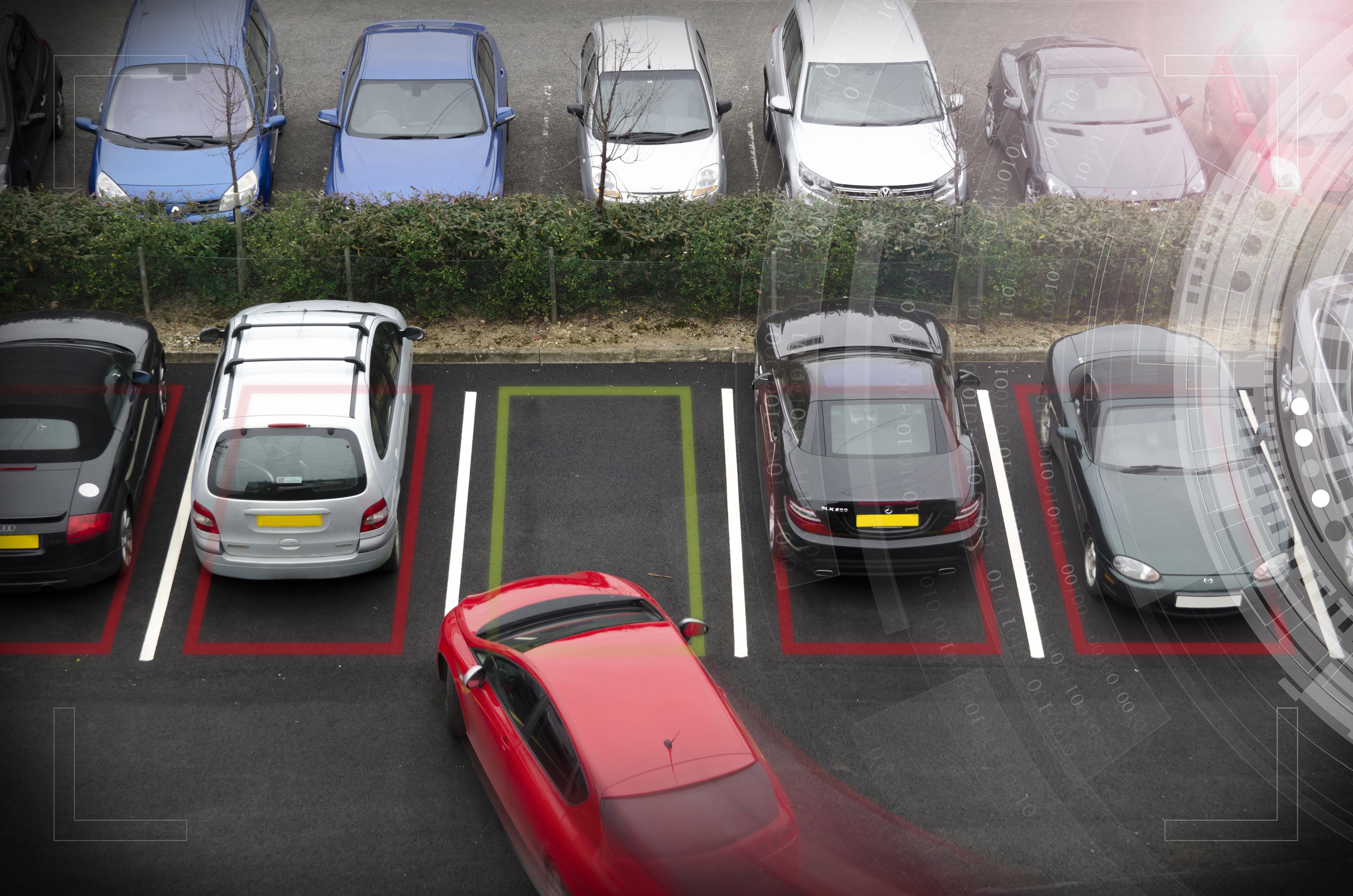The future of parking?   Cambridge Consultants