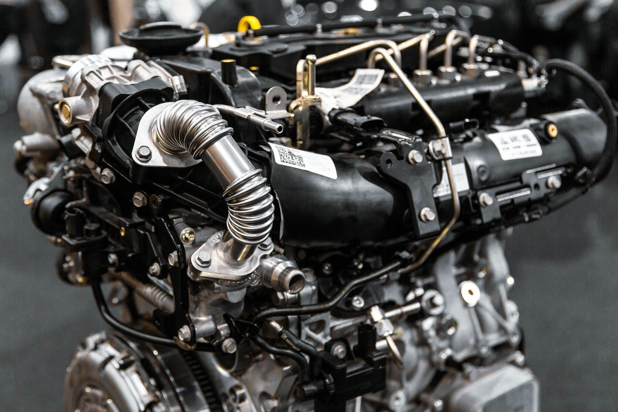 Car parts photo
