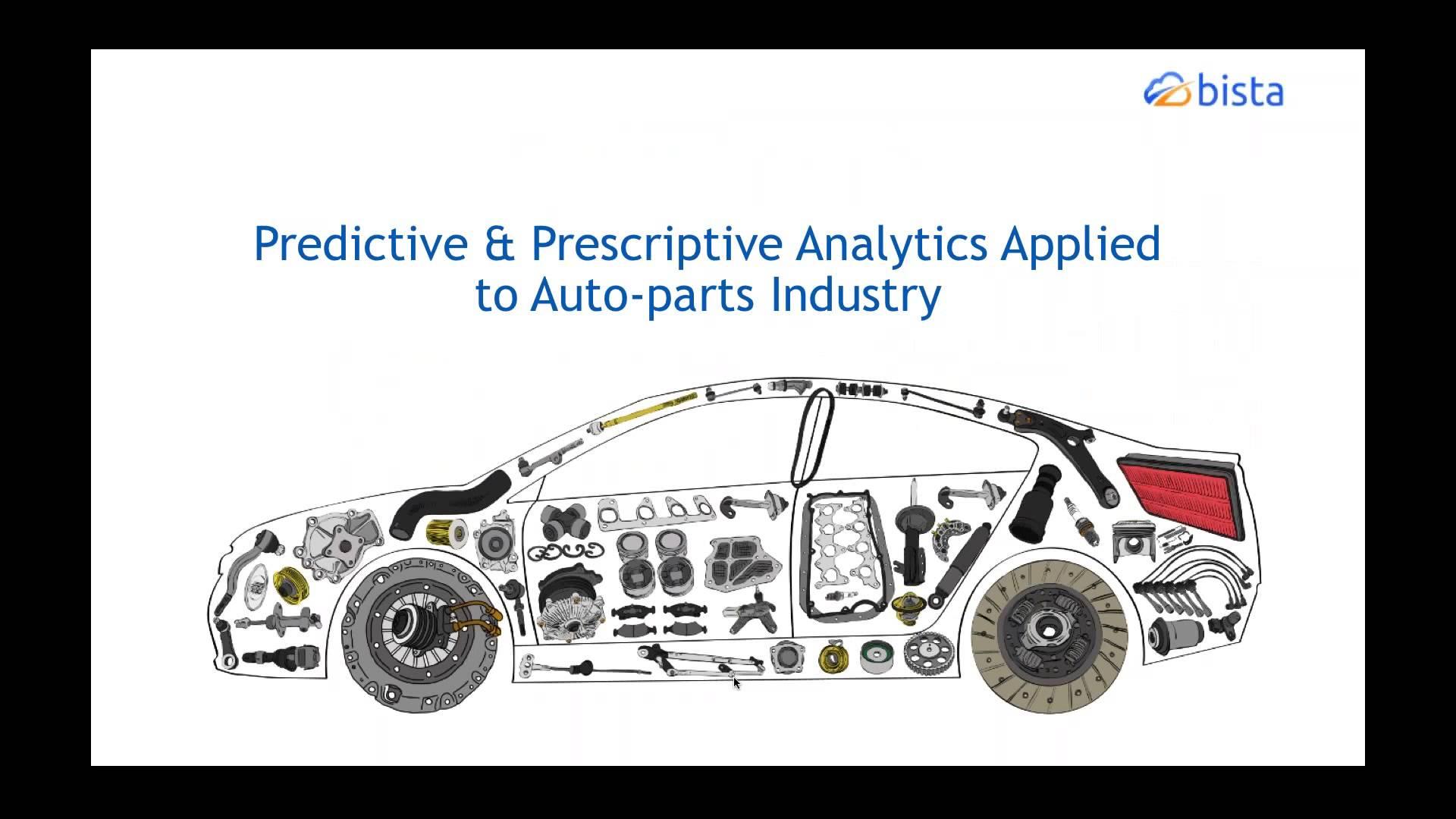 Auto Parts Inventory Forecast Webinars based on Predictive Analytics ...