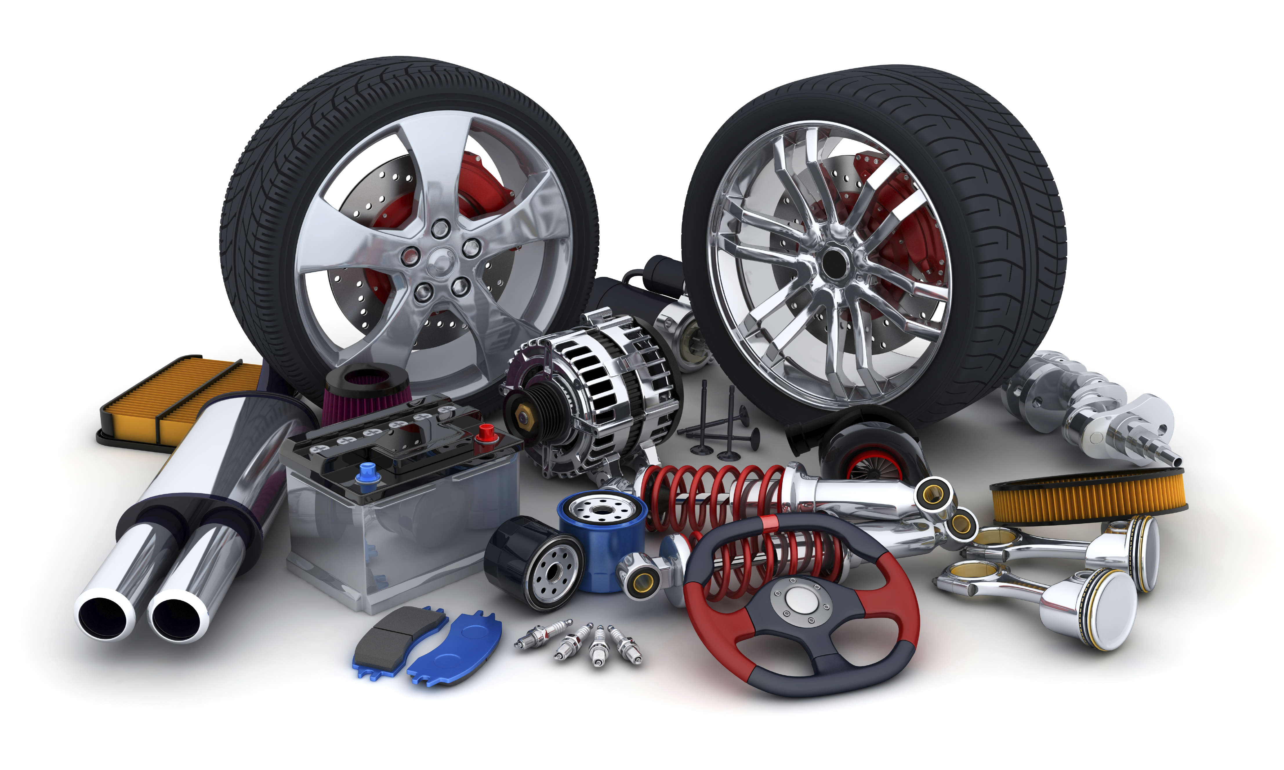 Car parts - St. Vincent and the Grenadines