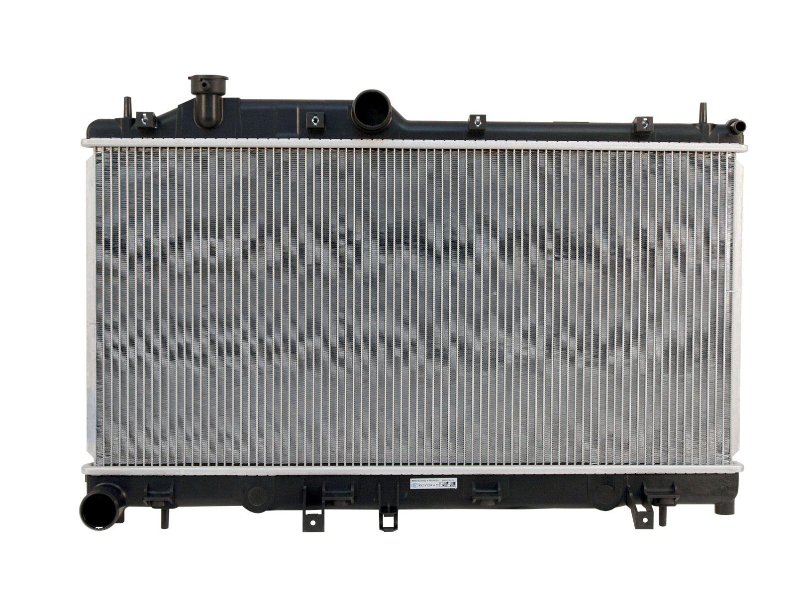 Car radiator: engine's protector - AUTOINTHEBOX