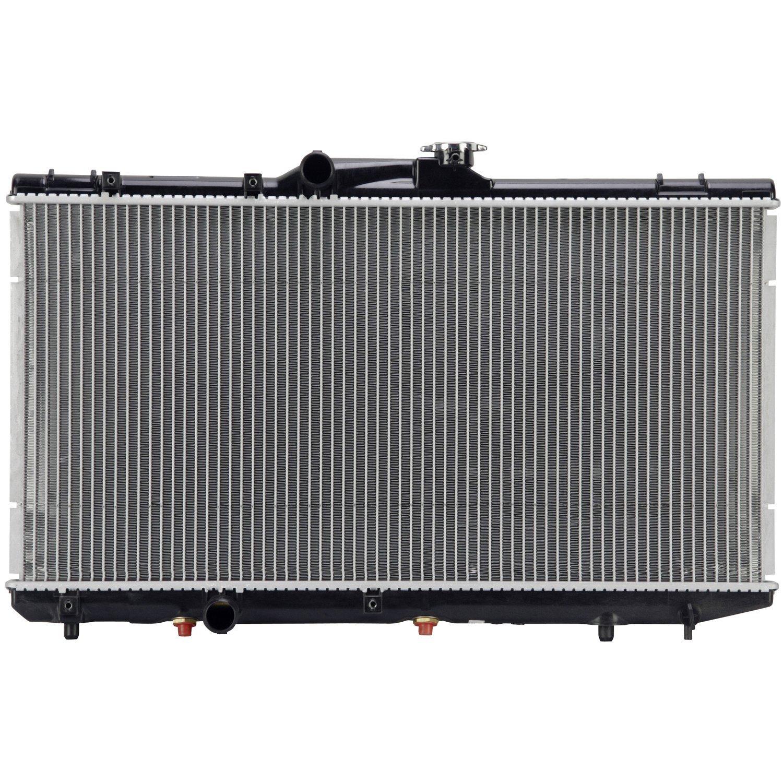 Amazon.com: Spectra Premium CU1409 Complete Radiator for Toyota ...