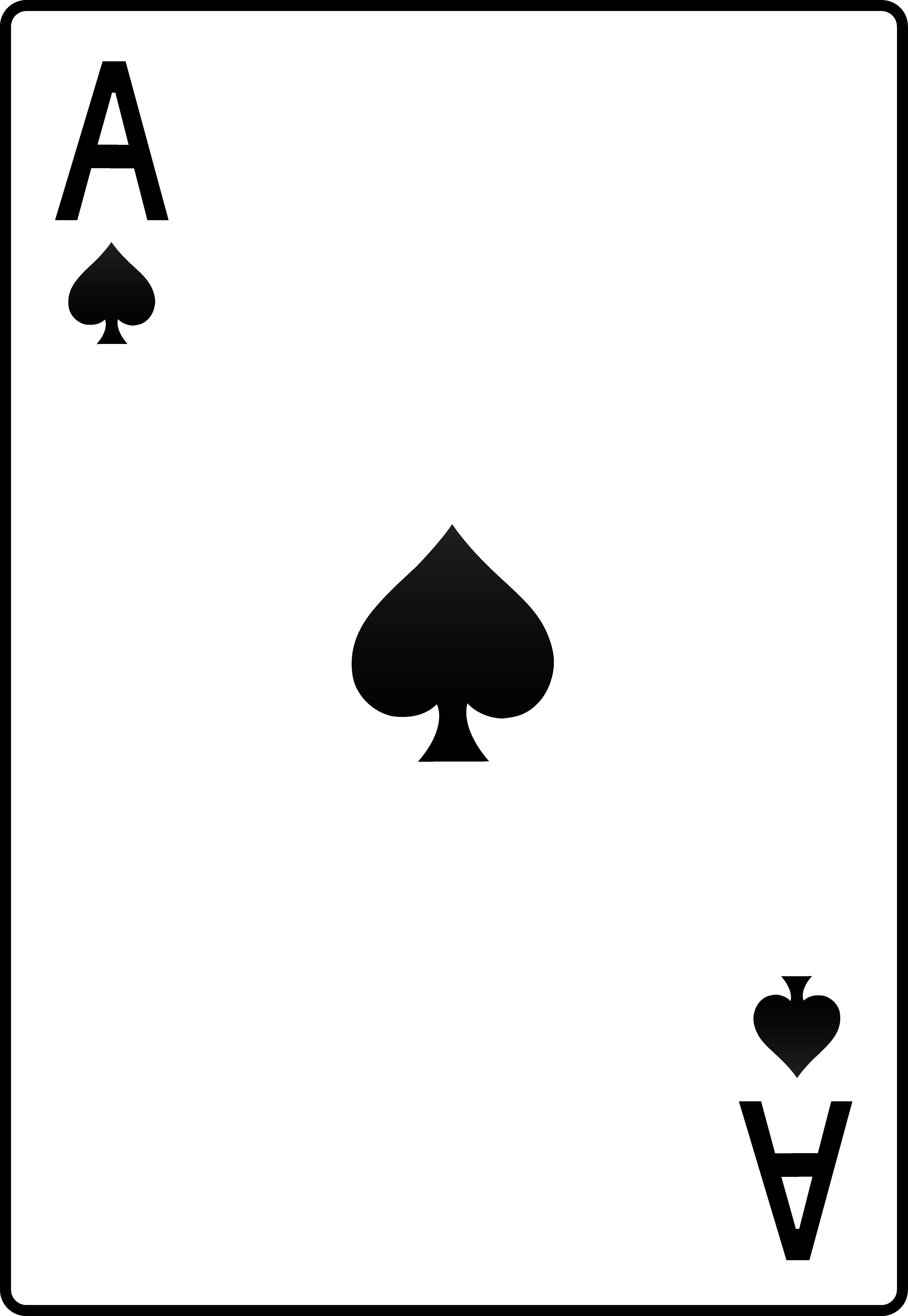 Ace Card PNG Transparent Ace Card.PNG Images. | PlusPNG