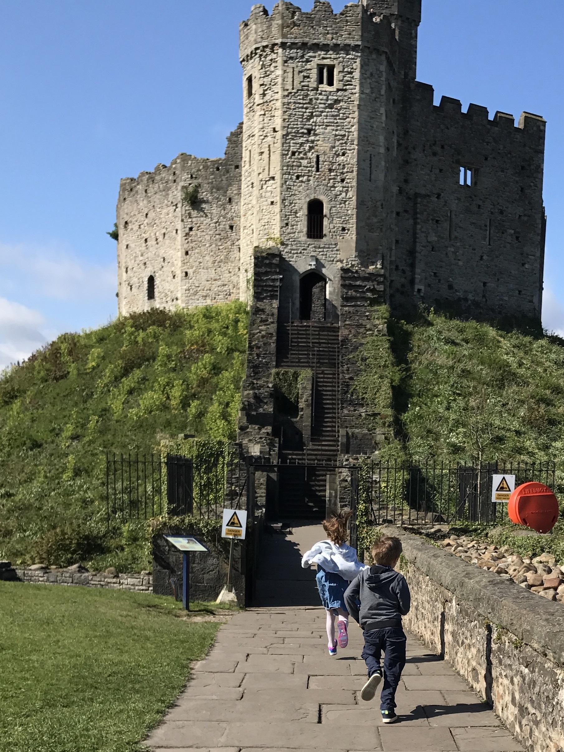 Cardiff Castle Easter Trail 2017 4 - Cardiff Mummy SaysCardiff Mummy ...