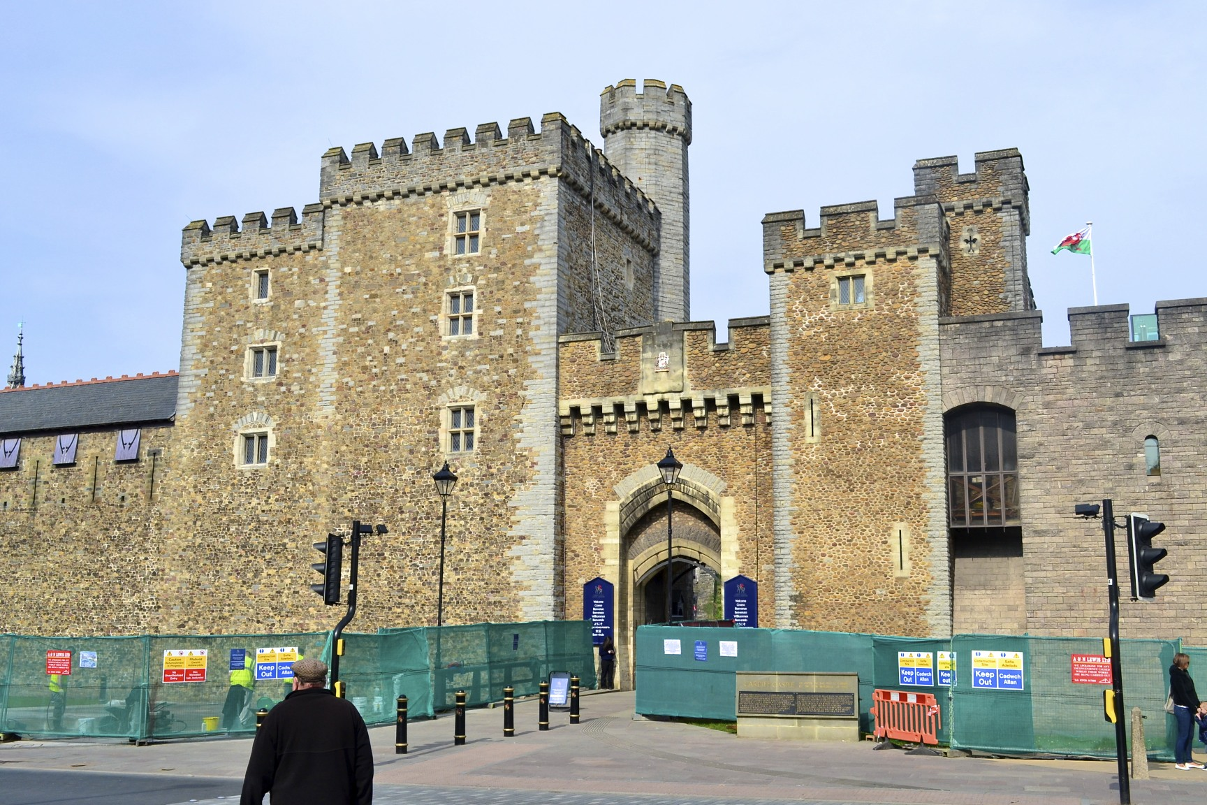 Cardiff Castle - This is Swansea Wales