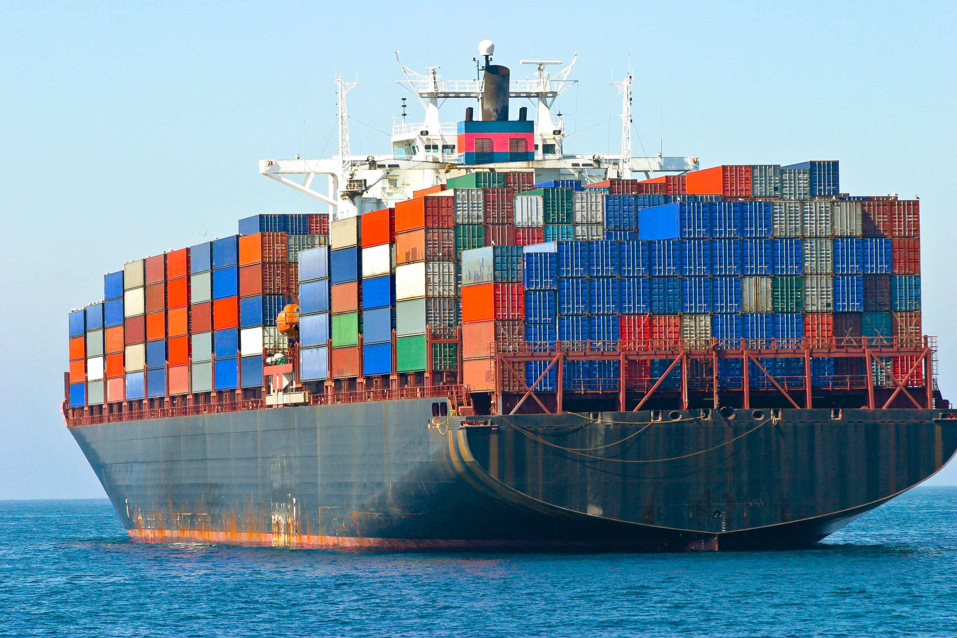 Now Amazon buys containerships, and with drones will redefine the ...