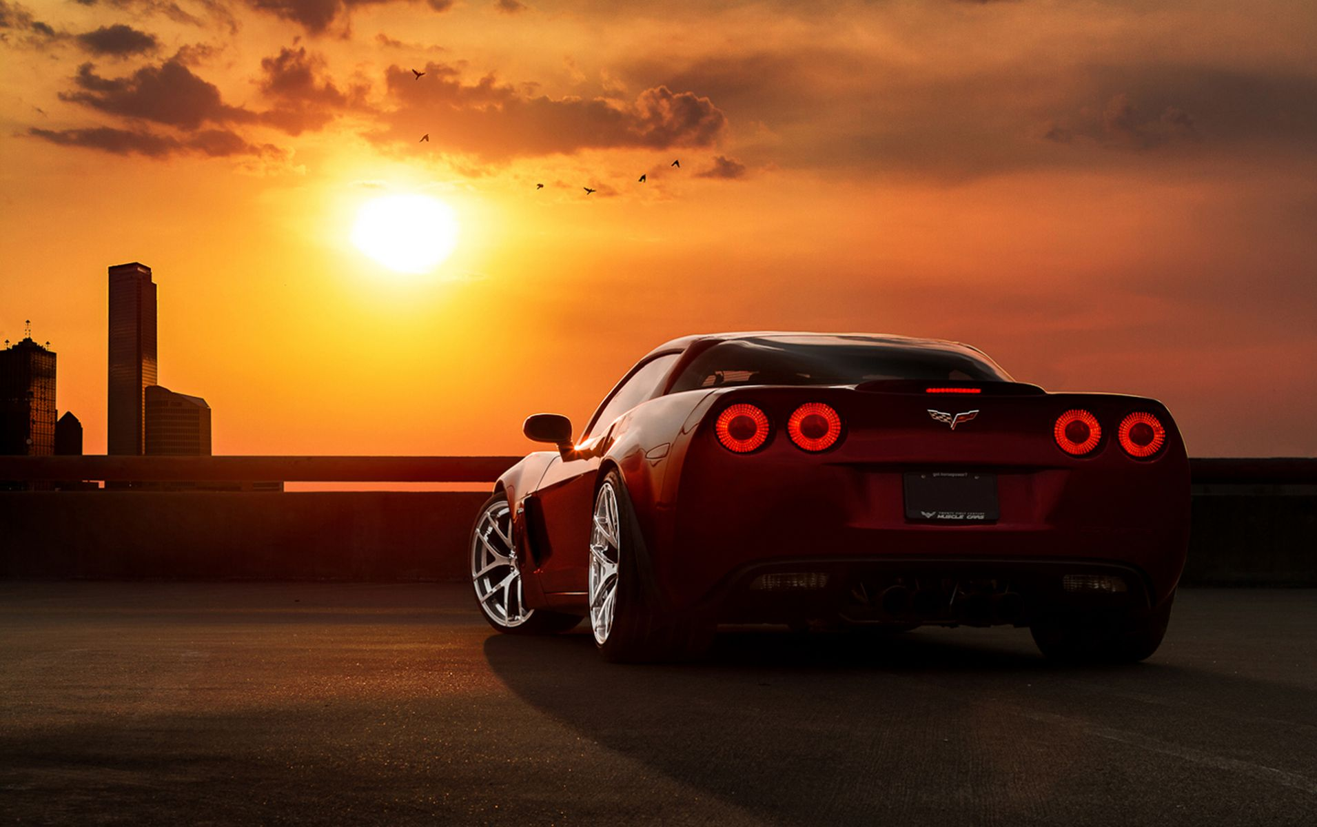 Amazing Concept Car in Sunset | HD Other Cars Wallpapers for Mobile ...