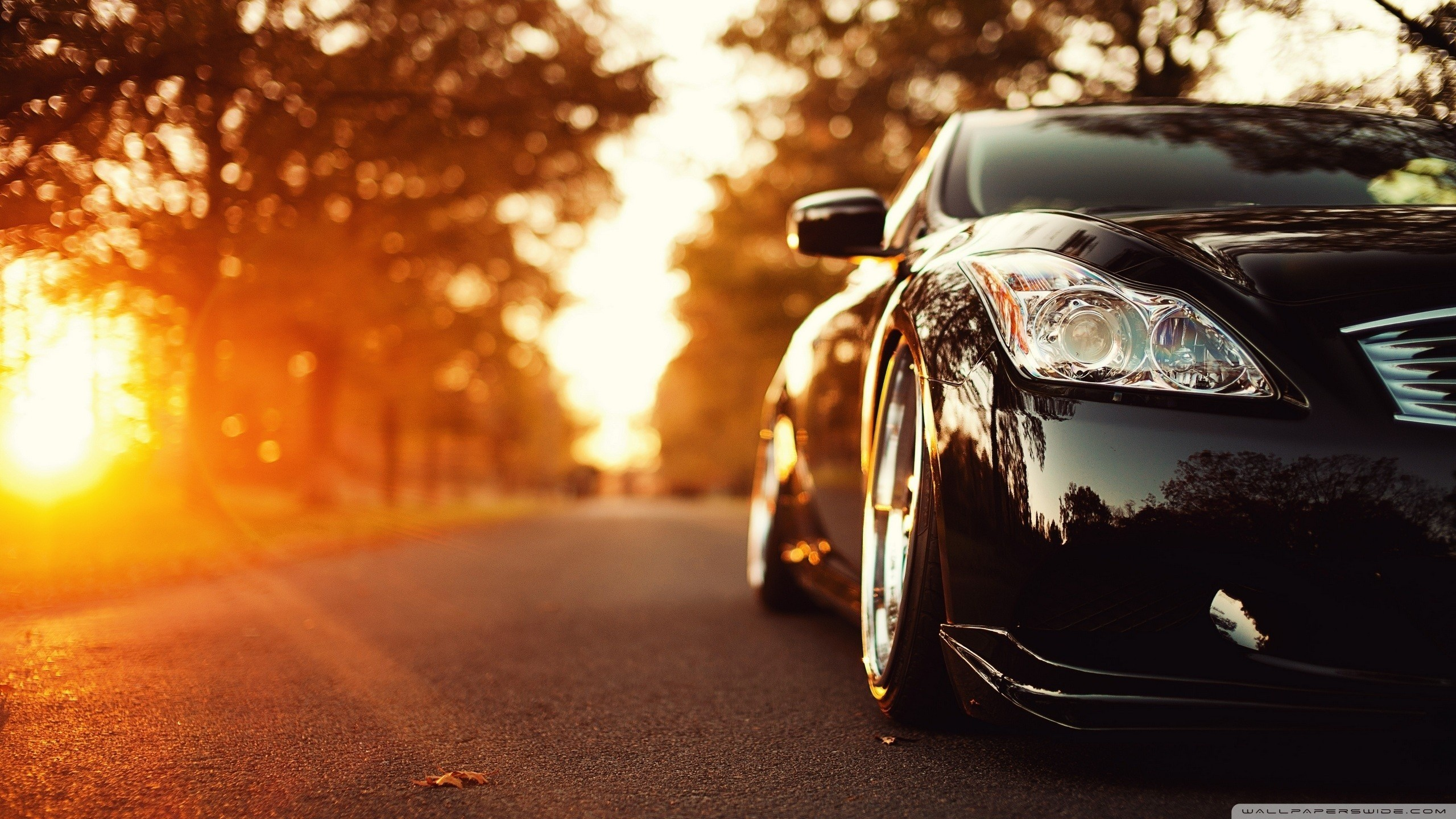 car, Sunset, Lexus Wallpapers HD / Desktop and Mobile Backgrounds