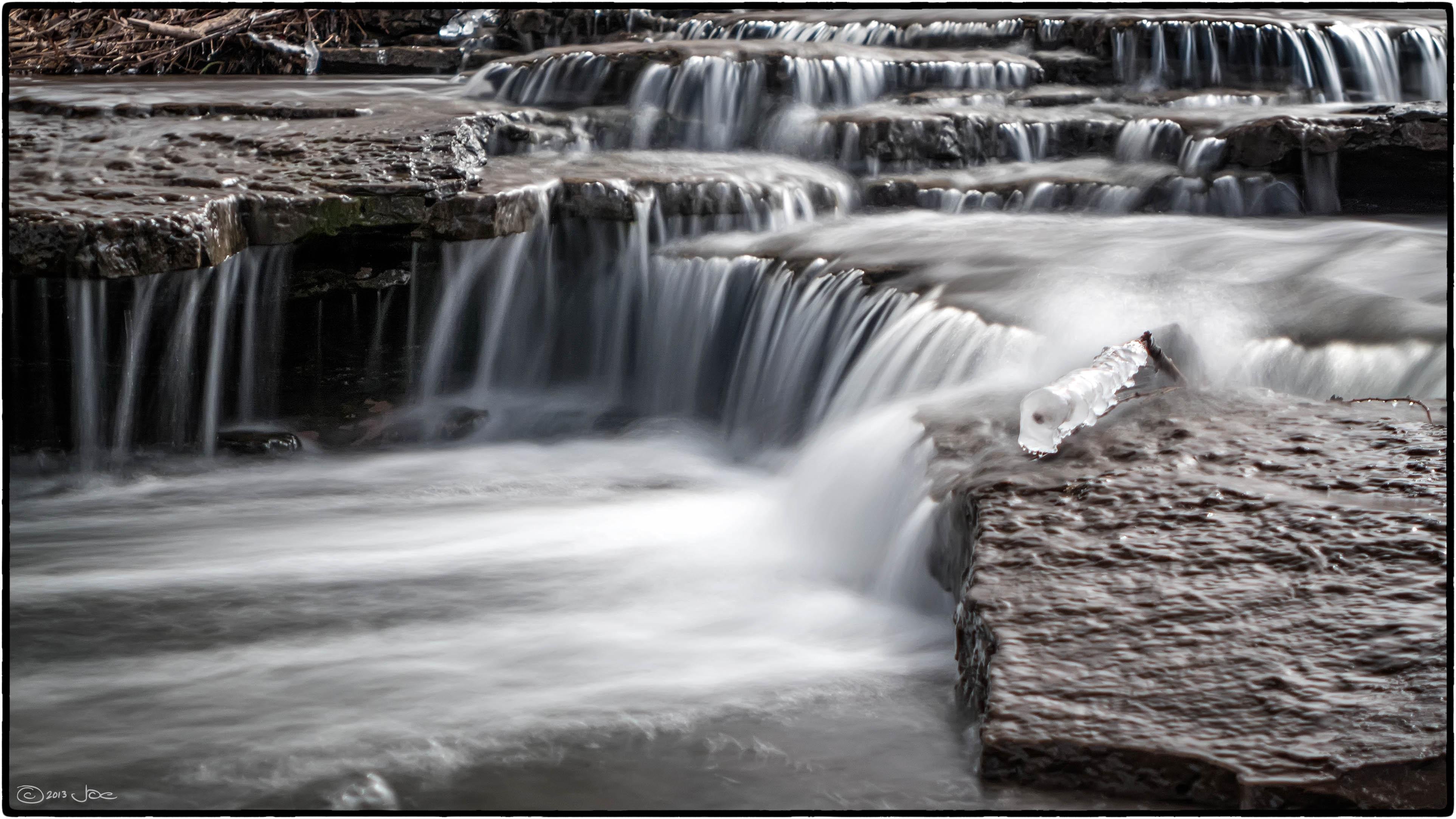 Cascade, quenippenon brook photo