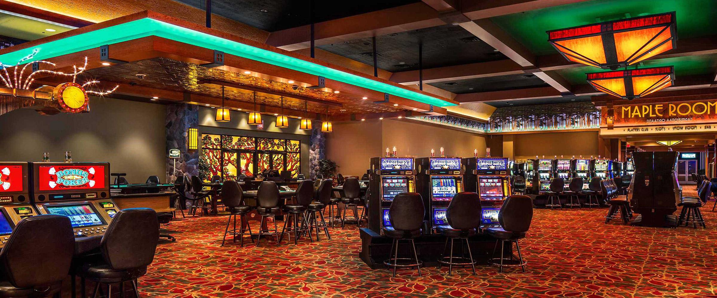 Casino Table Games | Casino Games | Leelanau Sands Casino