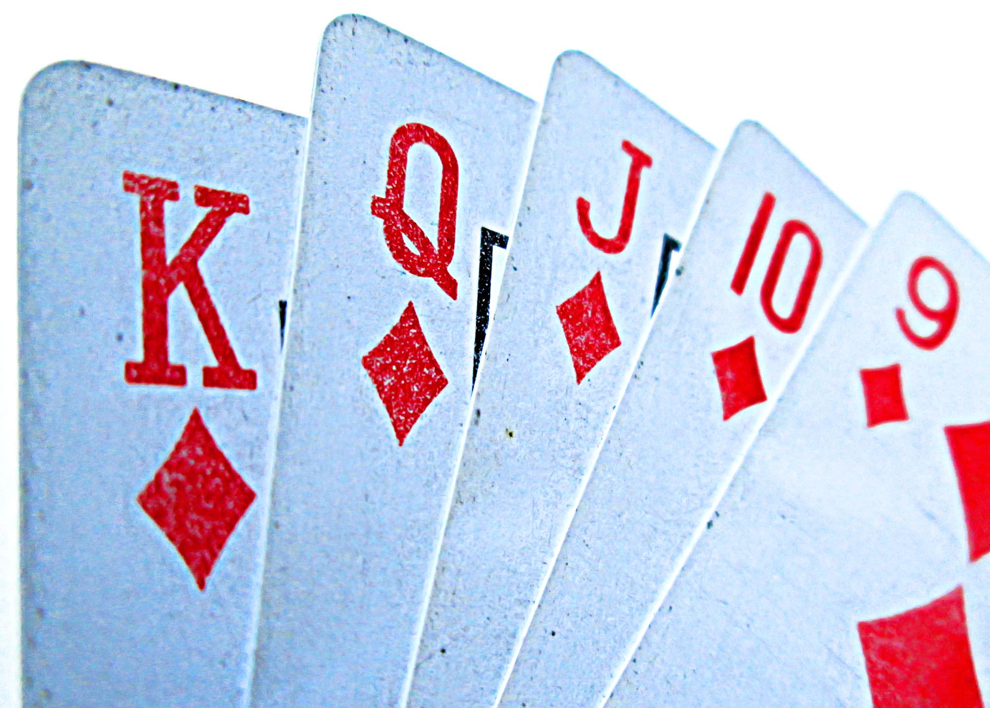 Casino, gambling, gamble or cards photo