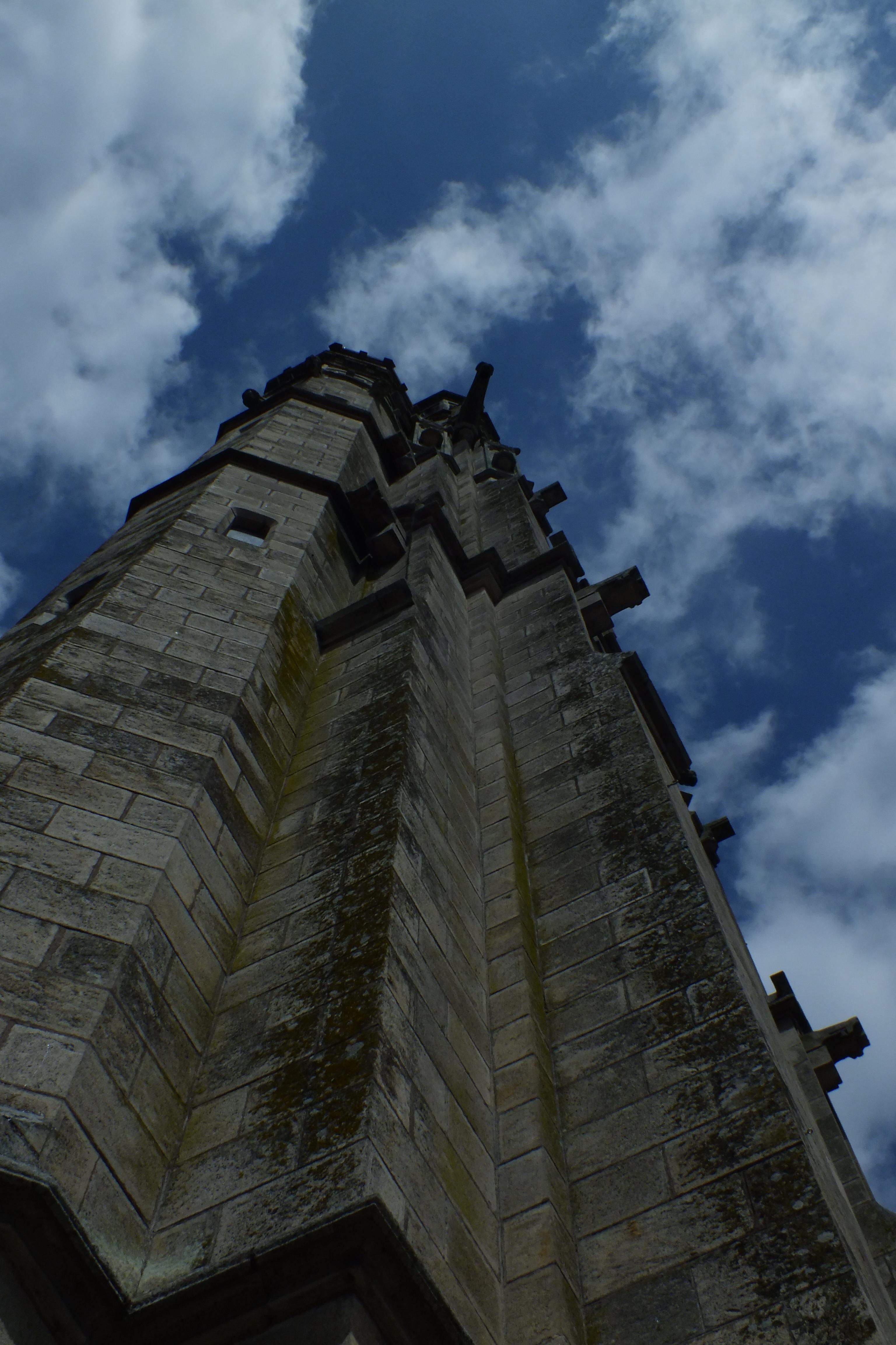 Castle, Sky, Tower, HQ Photo
