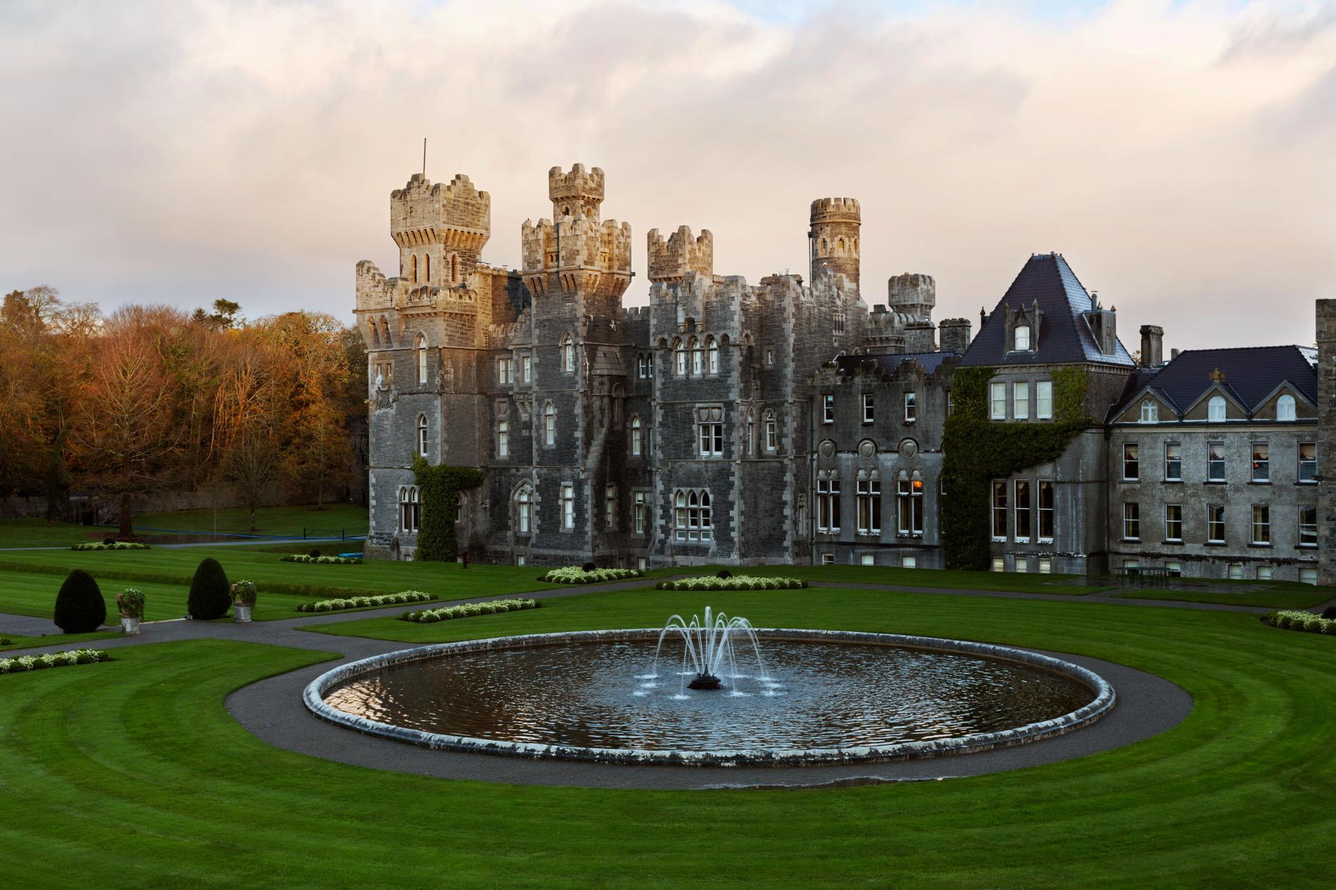 Stay in an Irish Castle Like Royalty