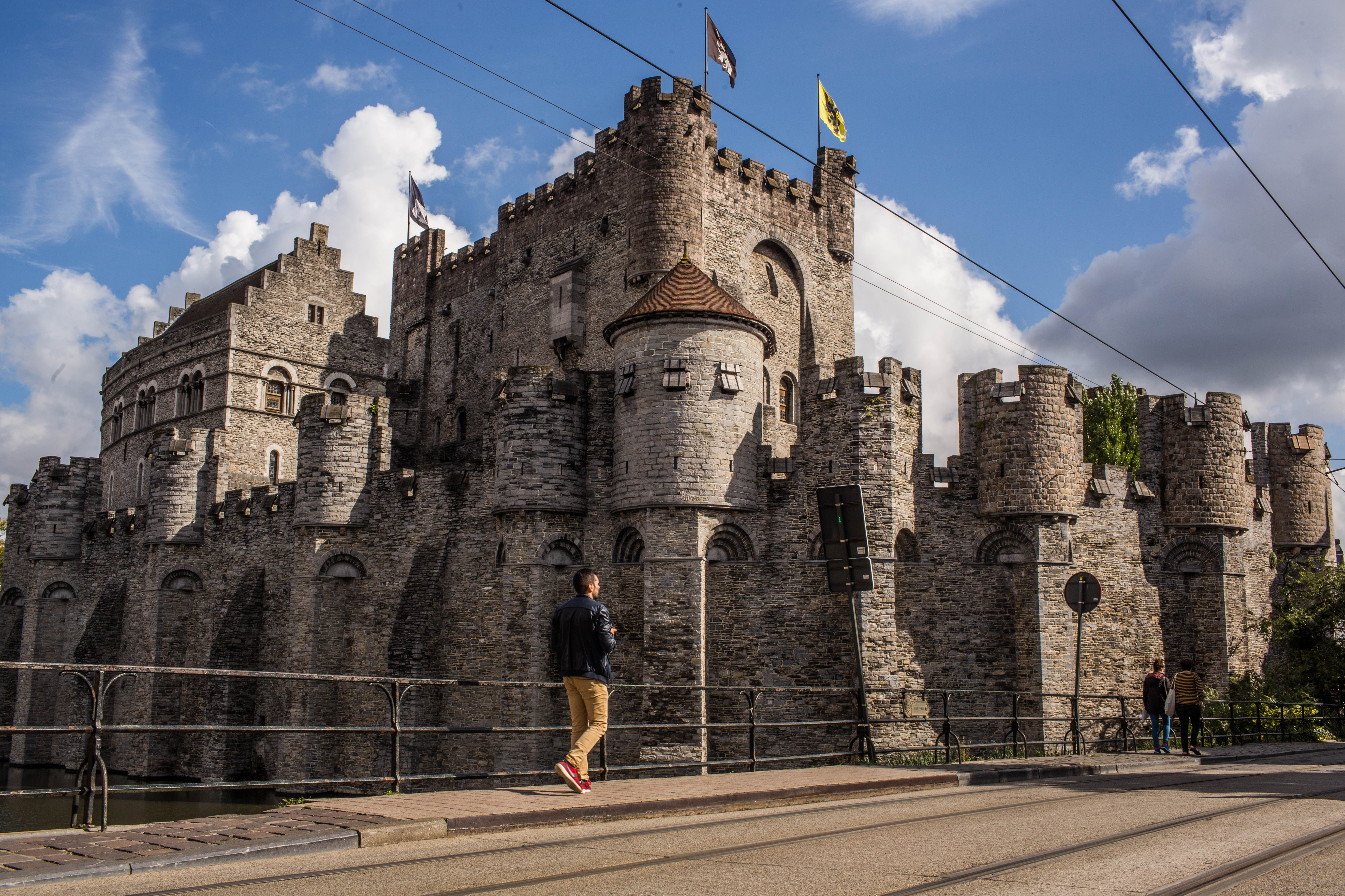 The Castle of the Counts | Visit Gent