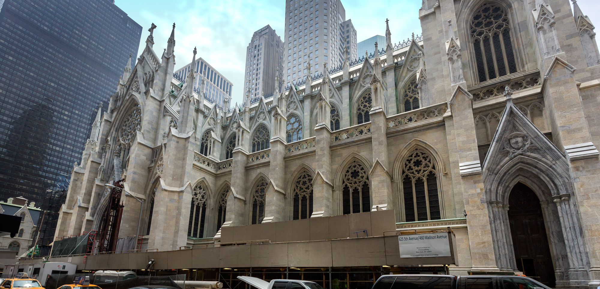 Structure Tone Projects - St. Patrick's Cathedral, New York, NY