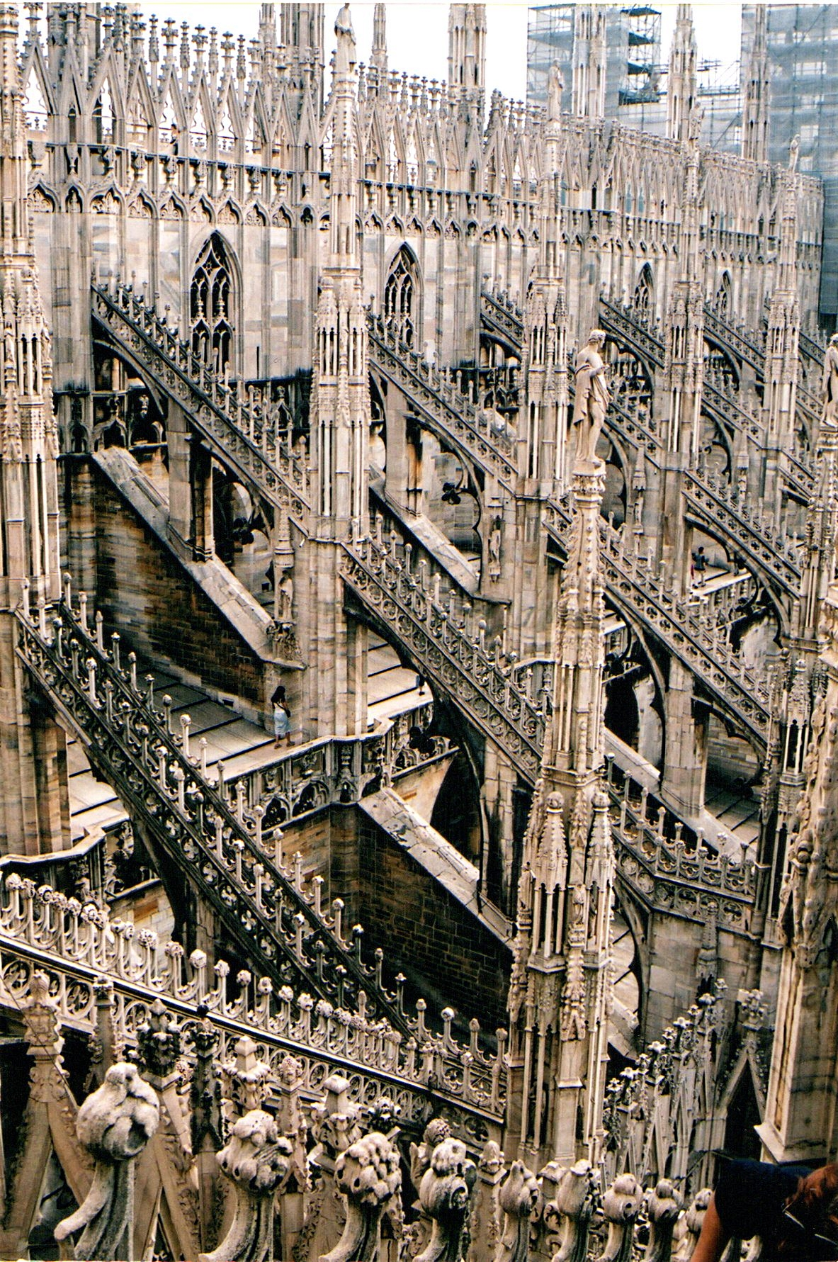 The Milan Cathedral - Stephen B. Chambers Architects, Inc.
