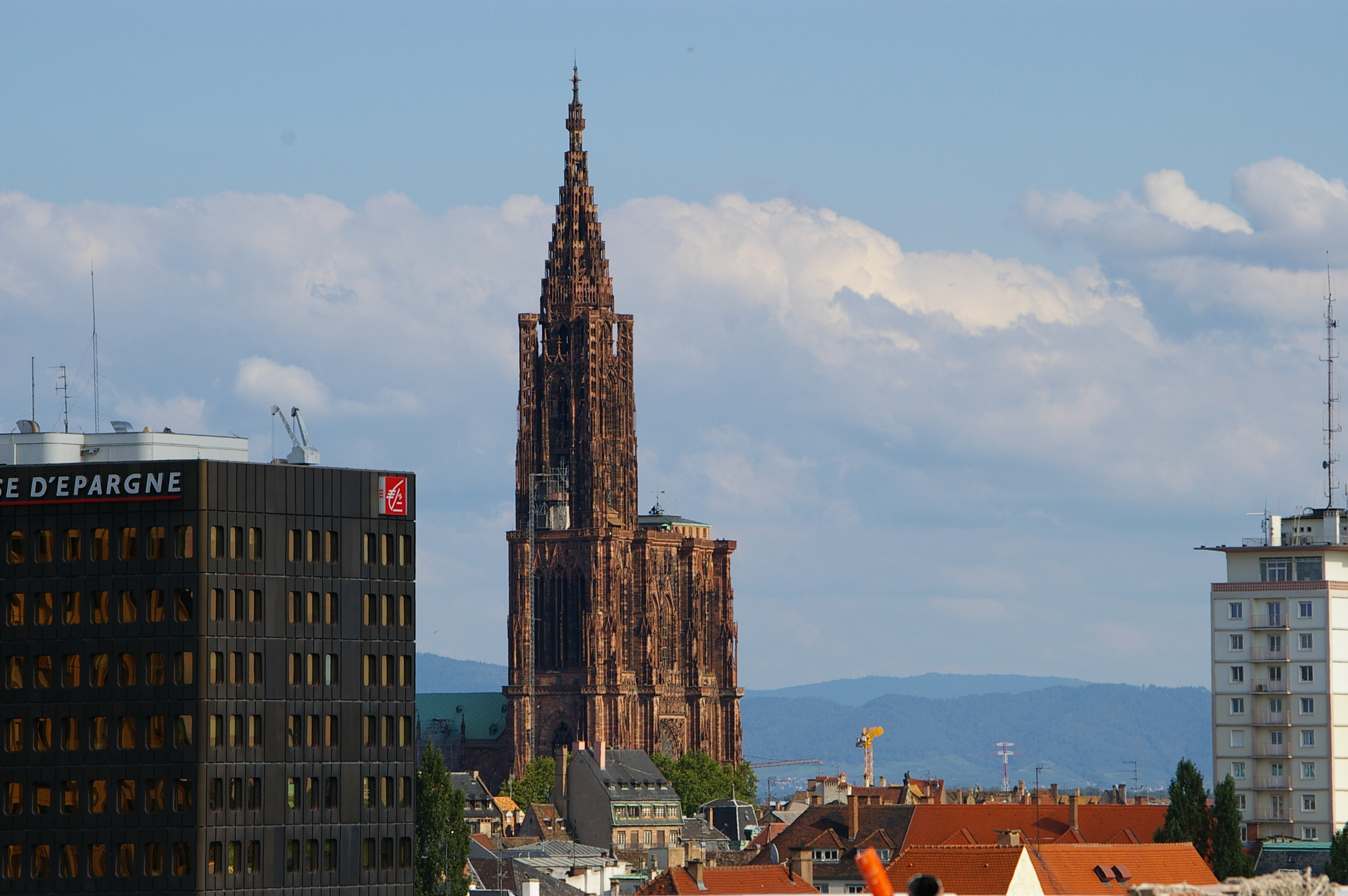 Cathedrale of strasbourg france photo