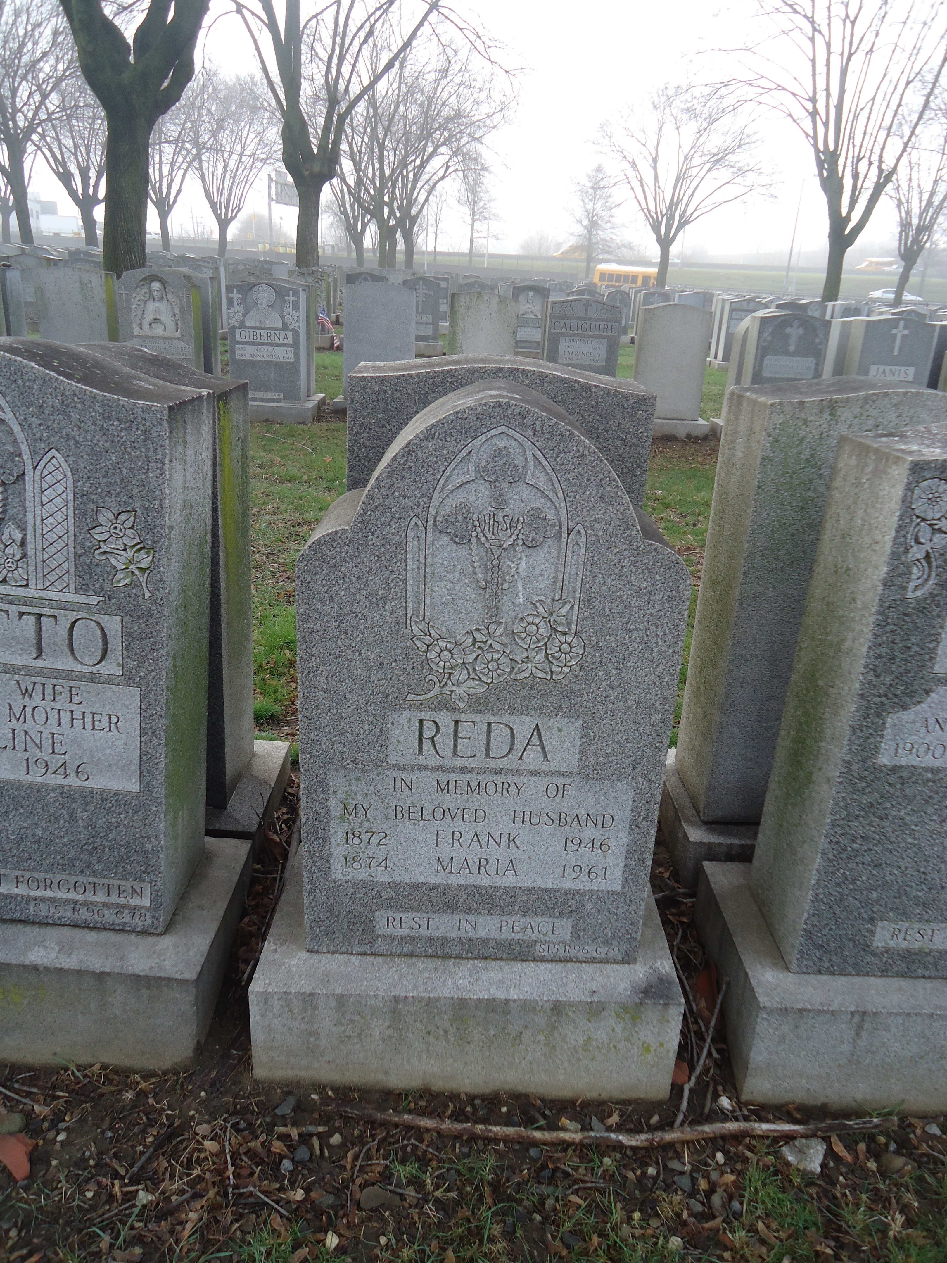 Frank Reda (1872-1946) - Find A Grave Memorial