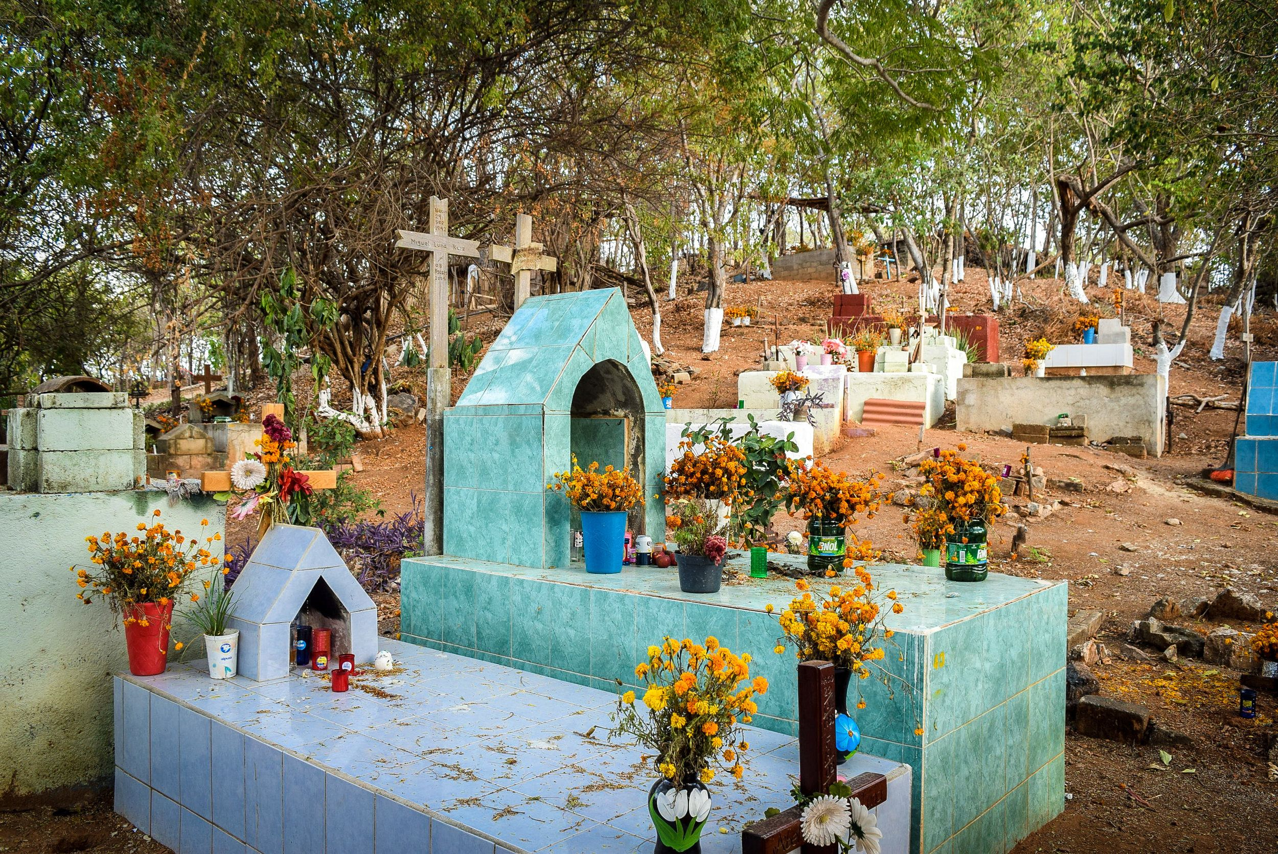 Islam, Death and The Book of Life | Cemetery and Dia de